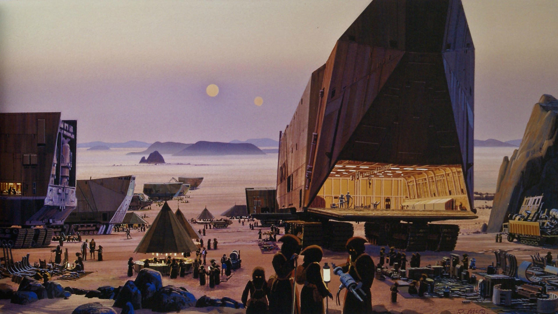 Star Wars Concept Art Wallpaper (67+ images)