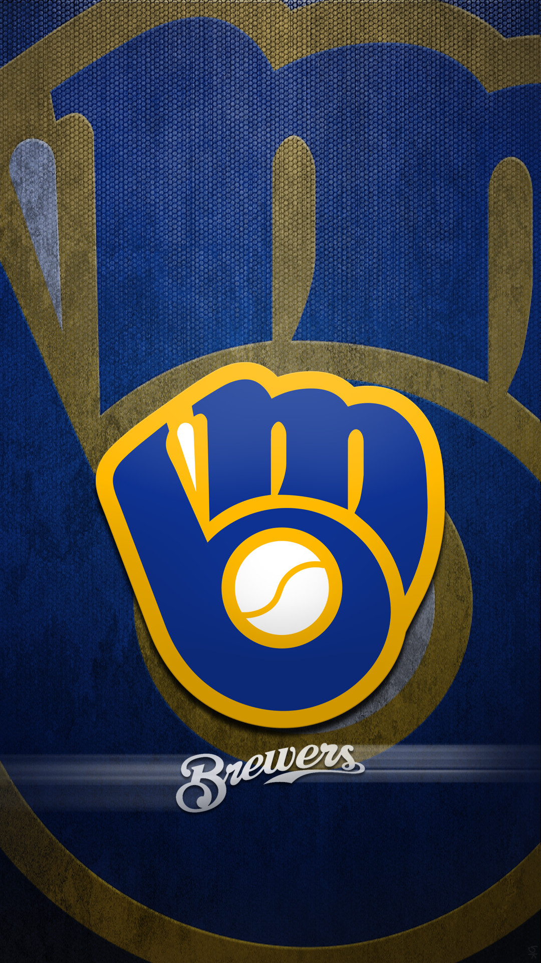 1080x1920 Phone Milwaukee Brewers Wallpaper Full HD Pictures