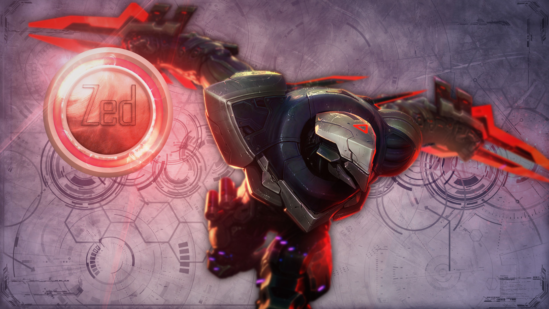 1920x1080 League Of Legends Project Zed Wallpapers Mobile Is Cool Wallpapers