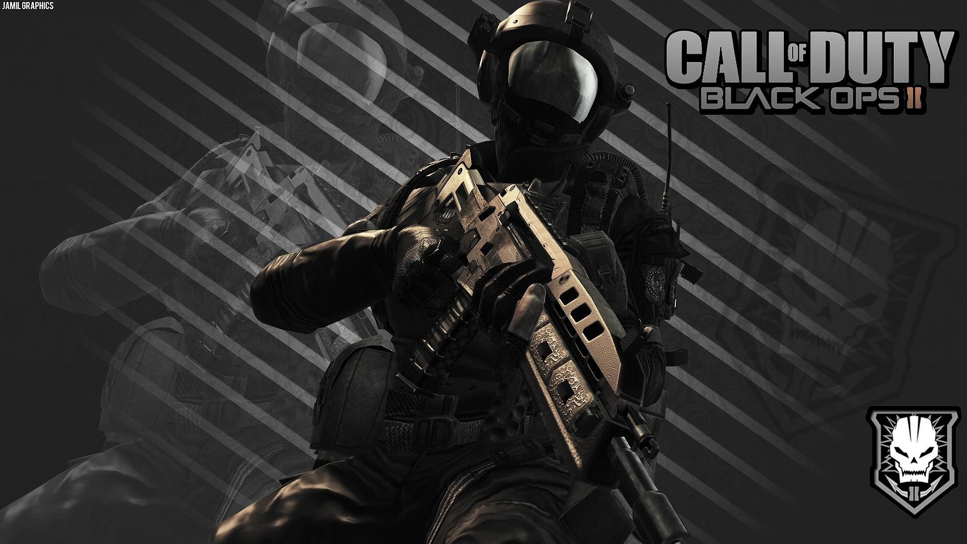1920x1080 Call of Duty Black Ops 2 wallpaper 12
