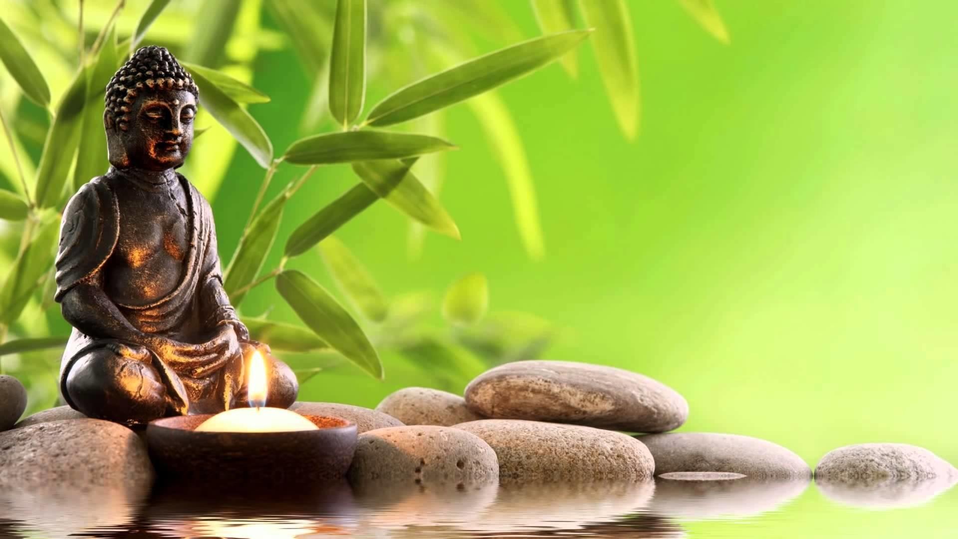 Zen Yoga Desktop Wallpaper