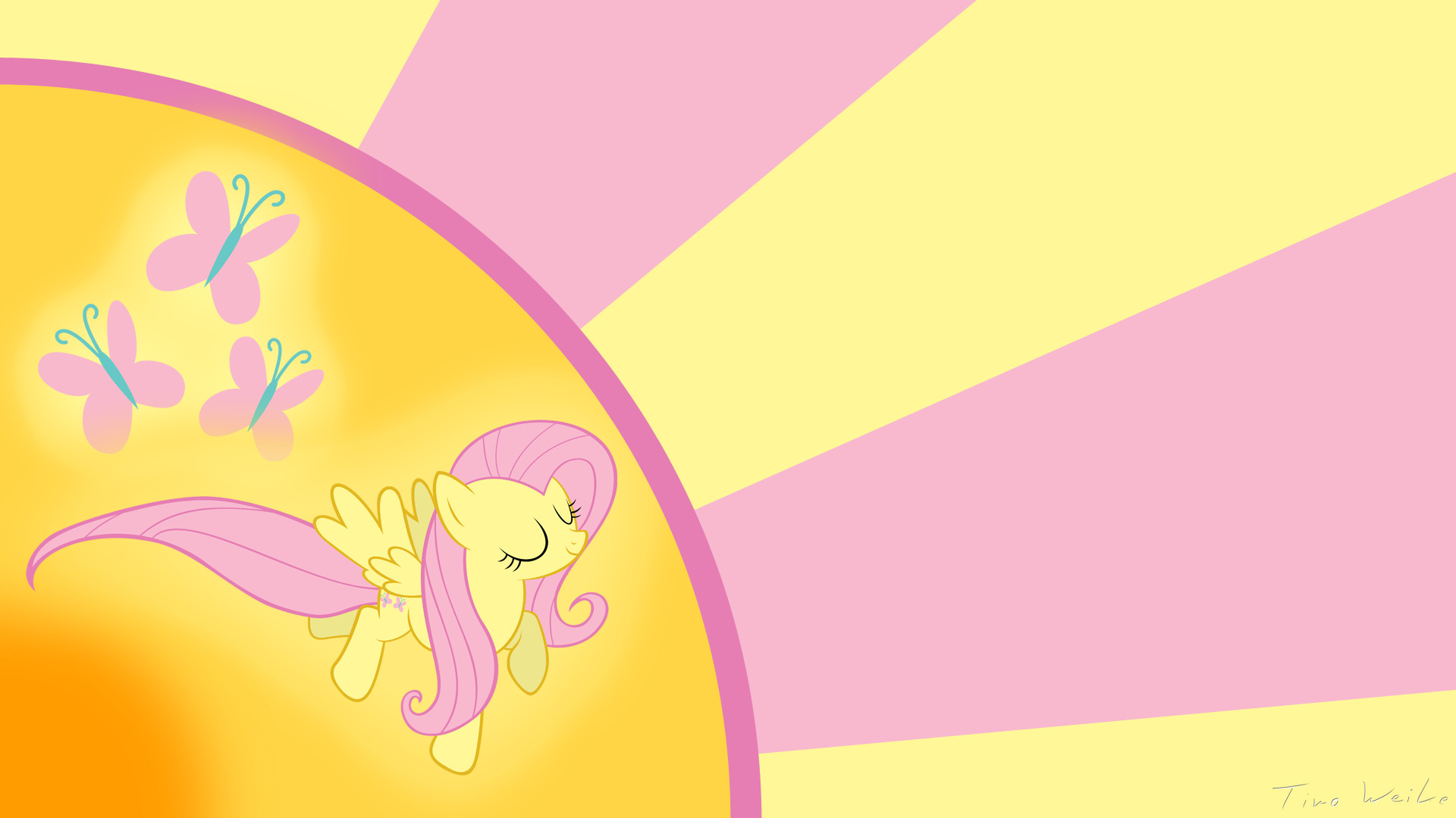 1920x1080 Fluttershy Wallpaper by Ackdari Fluttershy Wallpaper by Ackdari