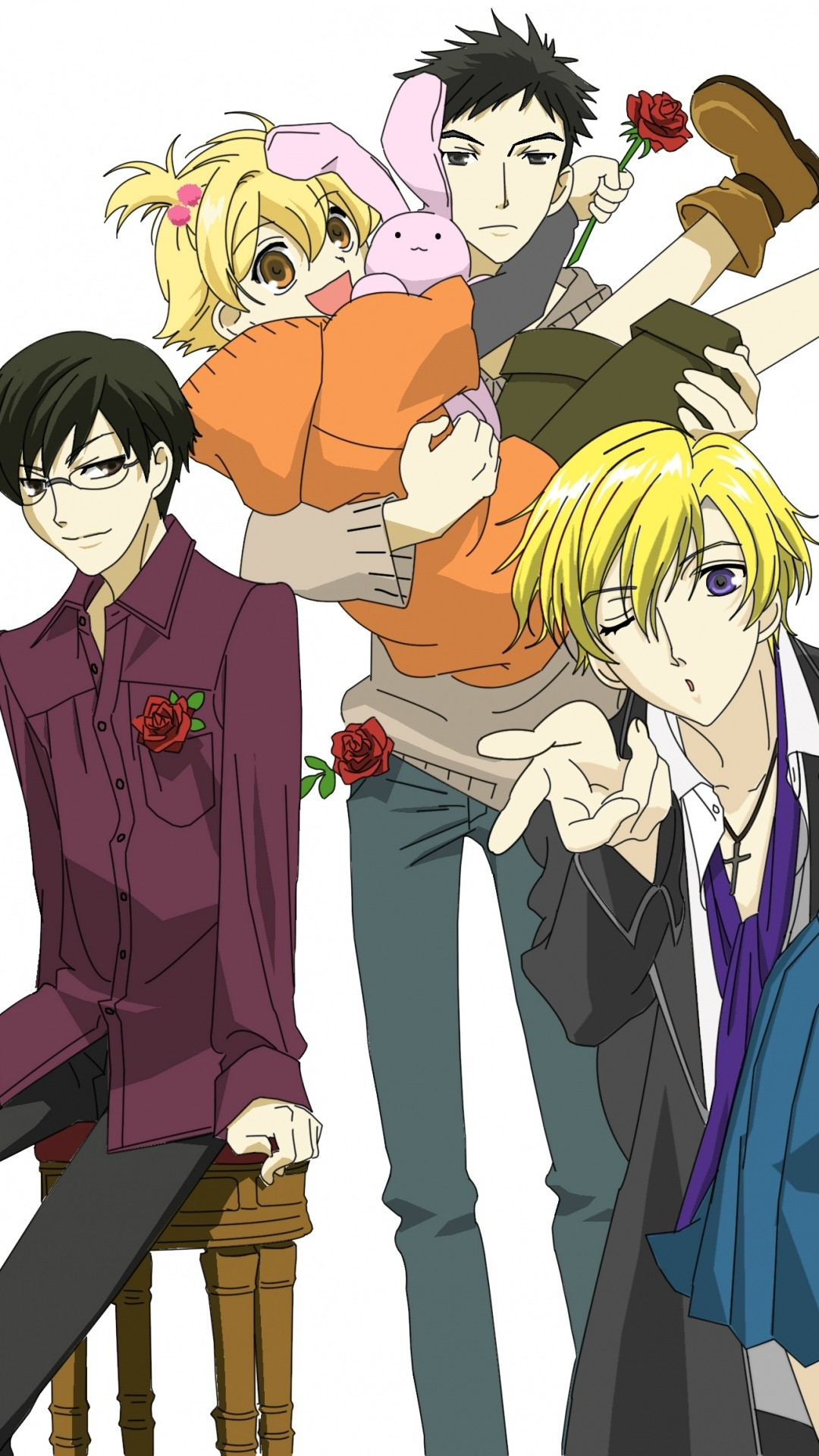 Ouran High School Host Club HD Wallpapers (58+ images)