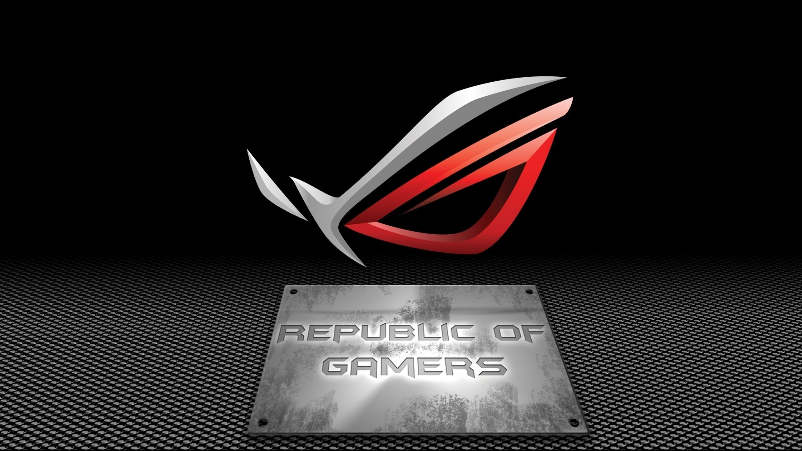 2560x1440 Asus rog republic of gamers wallpaper | via www.allwallpaper.in | (