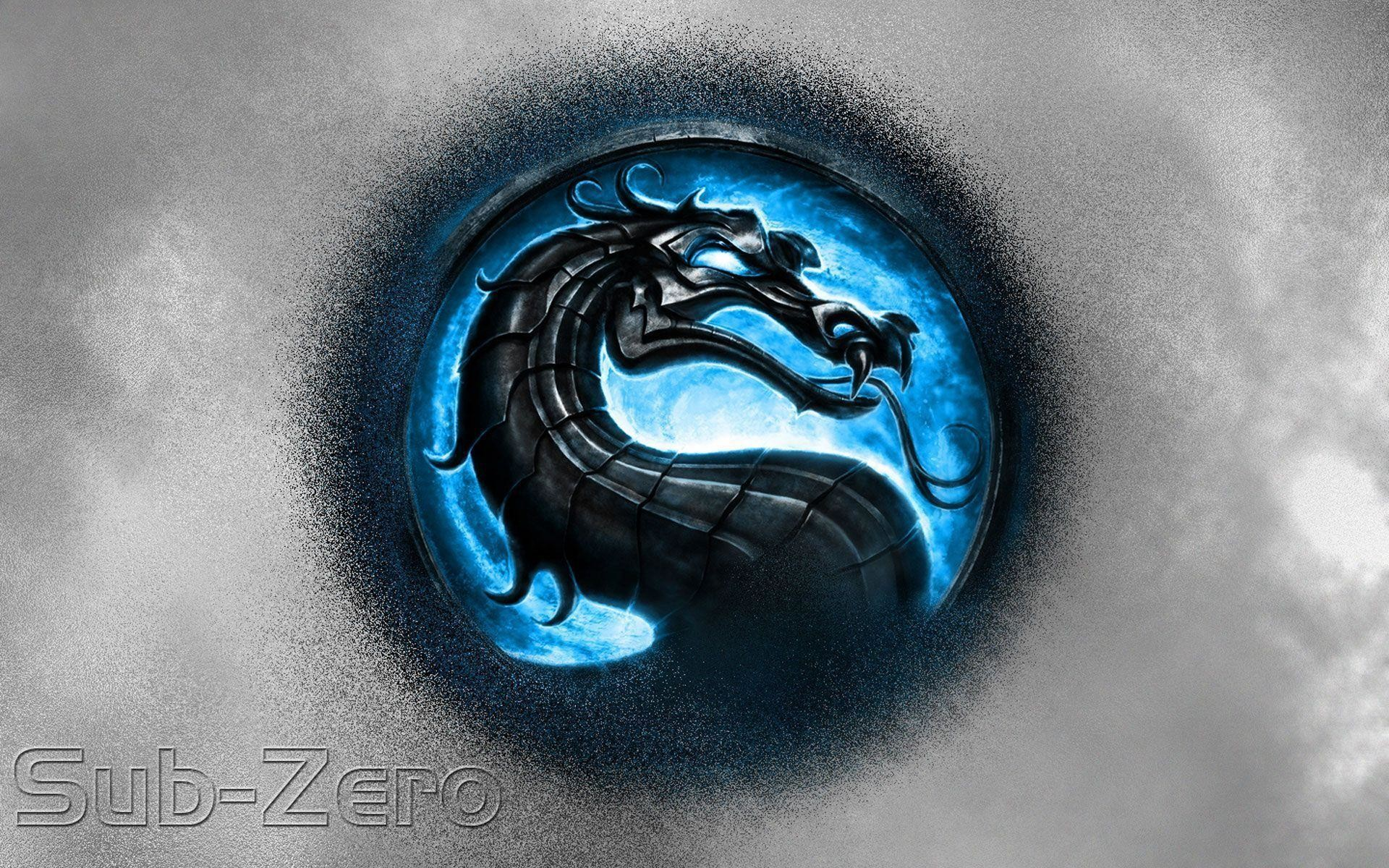 1920x1200 Mortal Kombat Cool Logo Exclusive HD Wallpapers #