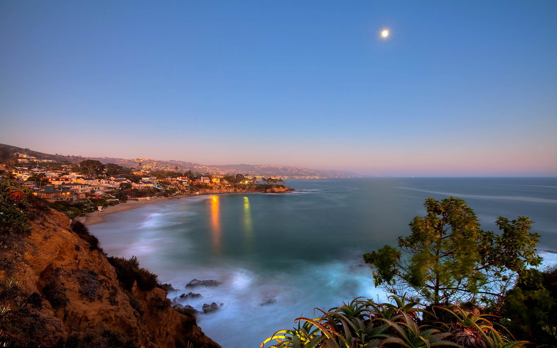 1920x1200 laguna beach california. Â«Â«