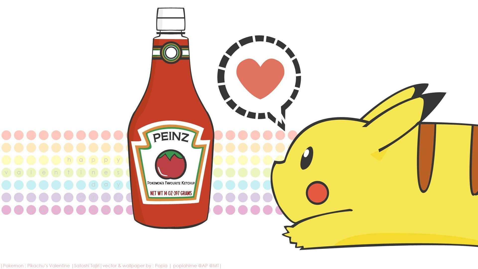1920x1080 pikachu with ketchup wallpaper id: 73185 / Source. This pikachu with  ketchup wallpaper ...