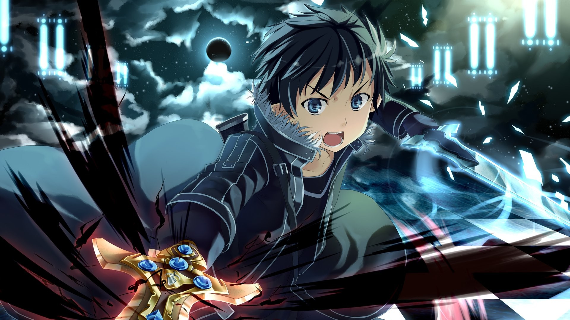 sword art online wallpaper 3d (69+ images)