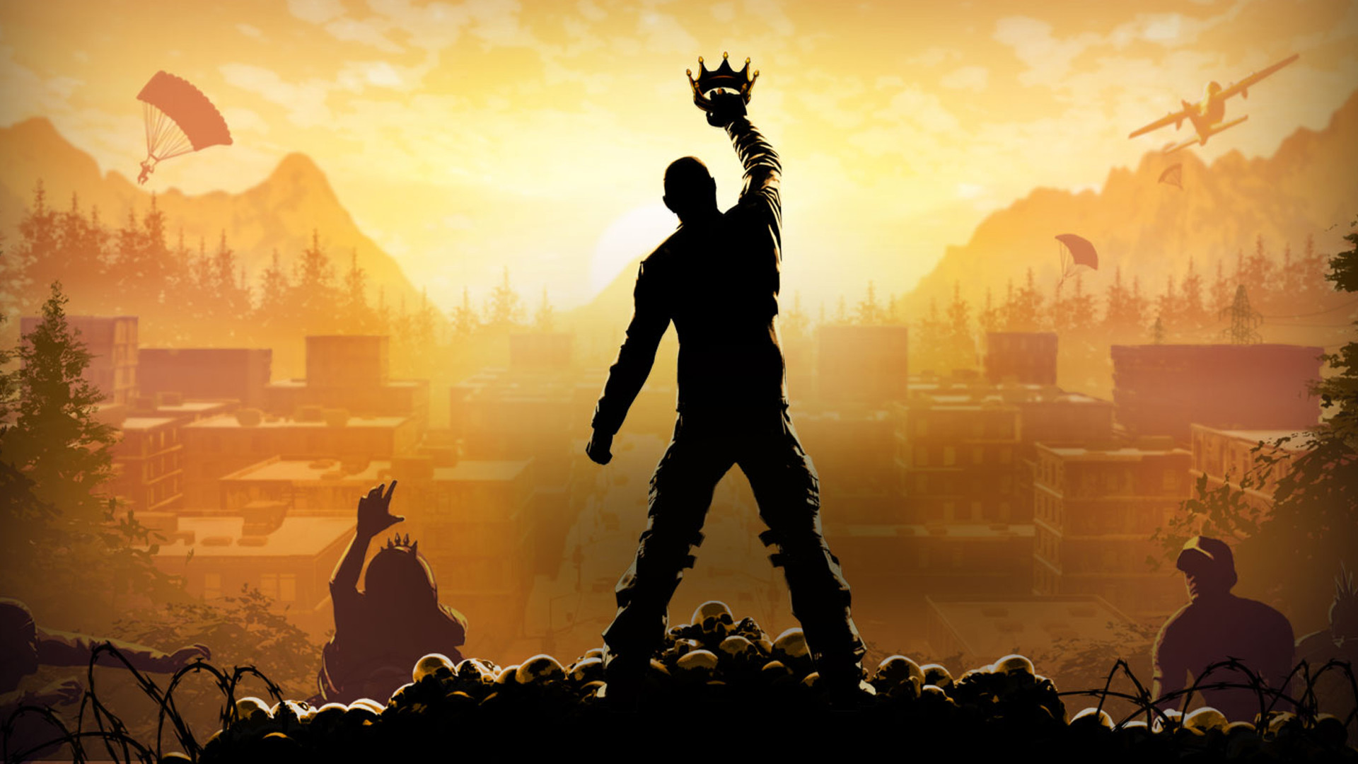 H1z1 king of the kill wallpapers 93 images - King wallpaper ...