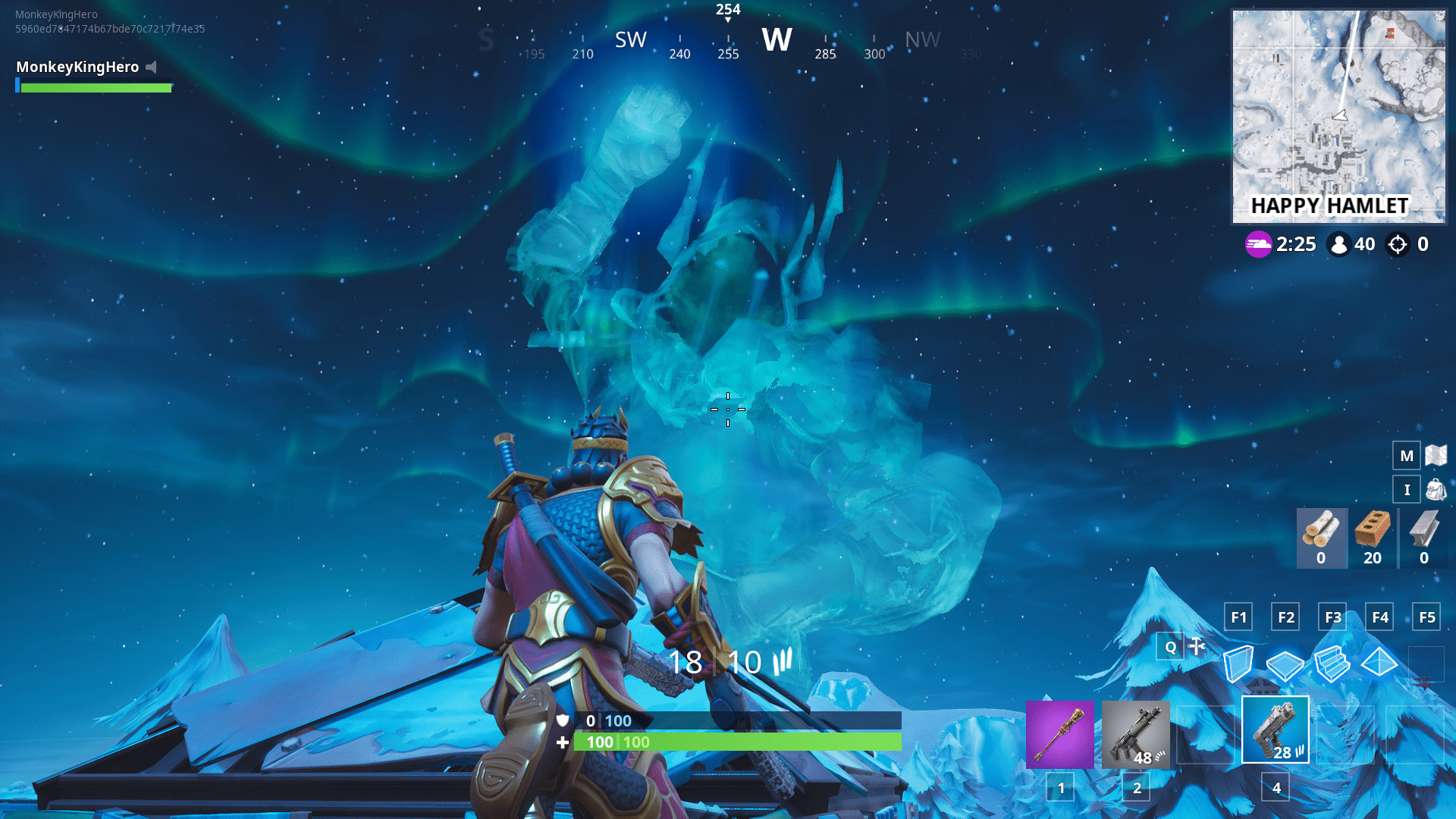 1920x1080 Fortnite' Ice Storm Challenges: How To Find And Destroy 100 Elite Members  Of The Ice Legion