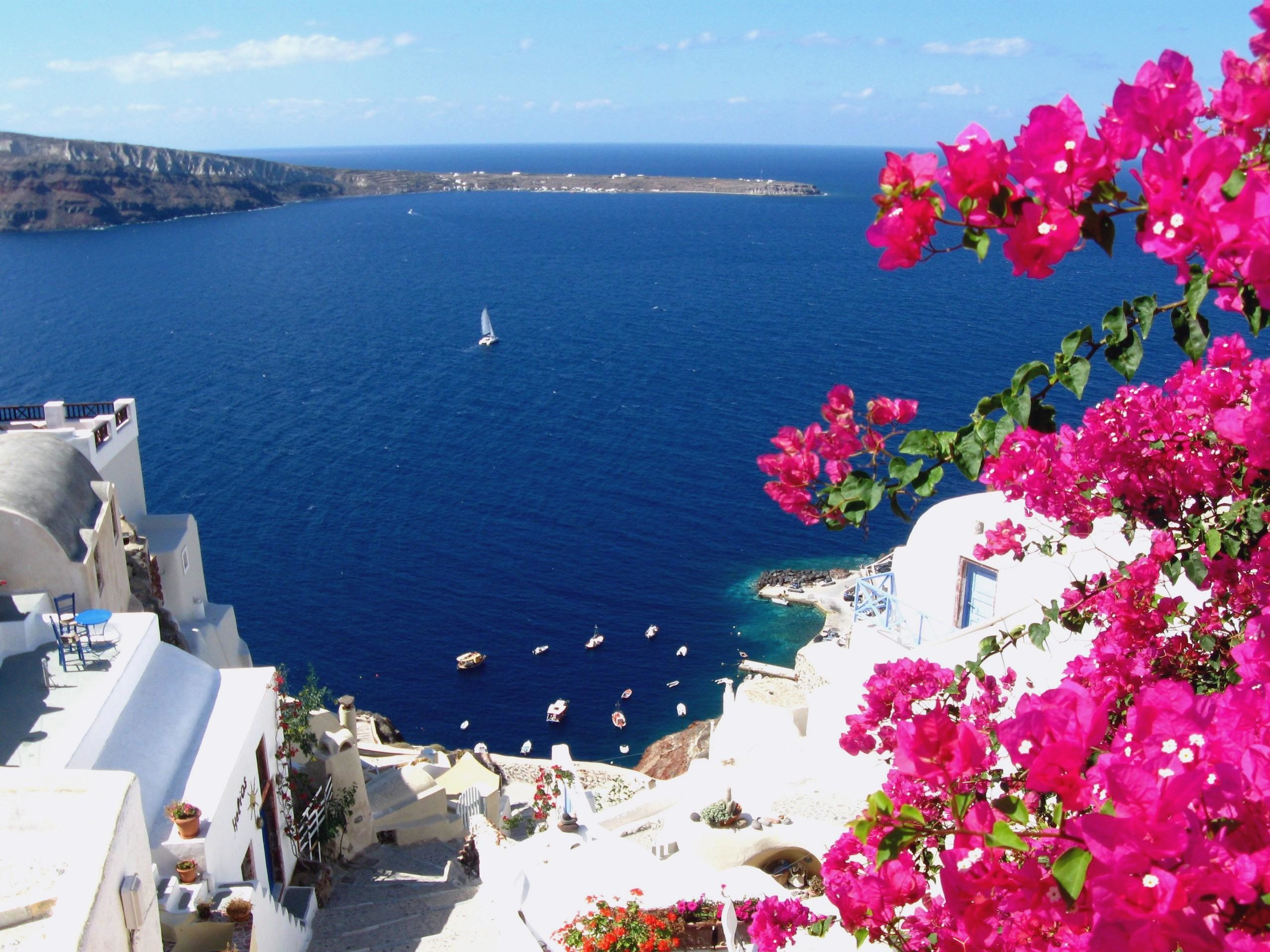 Greece Widescreen Wallpaper (57+ Images