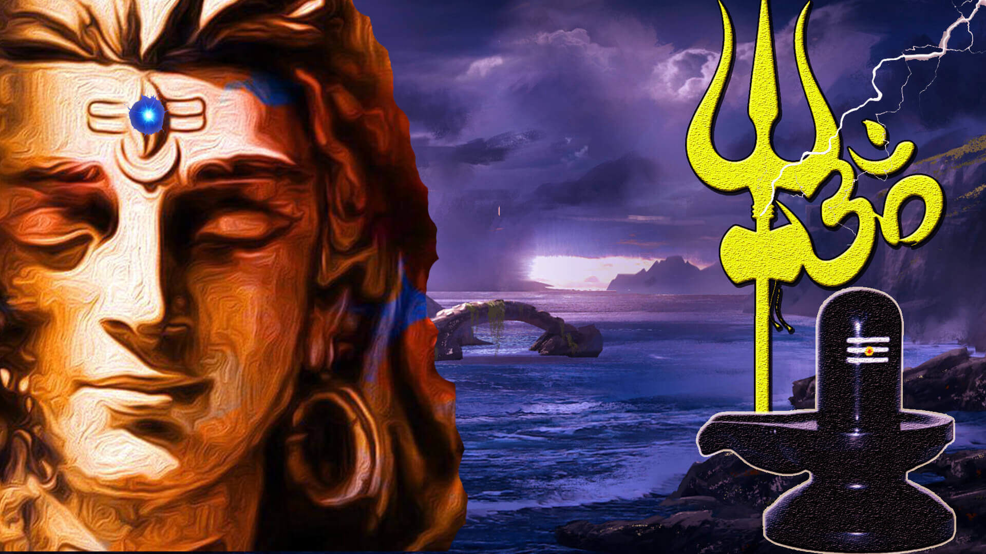 1920x1080 Download lord shiva angry images hd 1080p