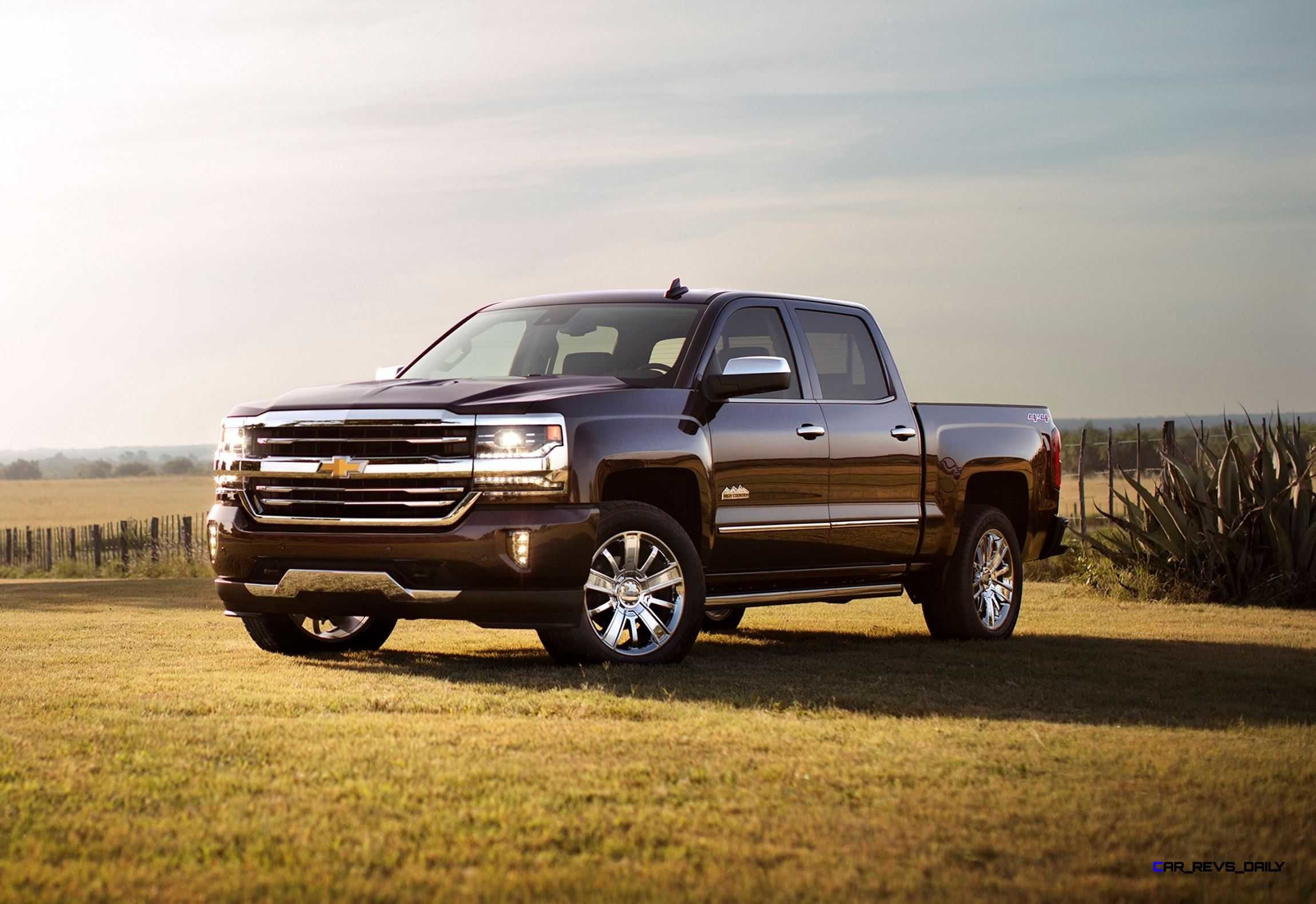 2300x1580 2016 Chevrolet Silverado High Country Wallpaper Background #13280 .