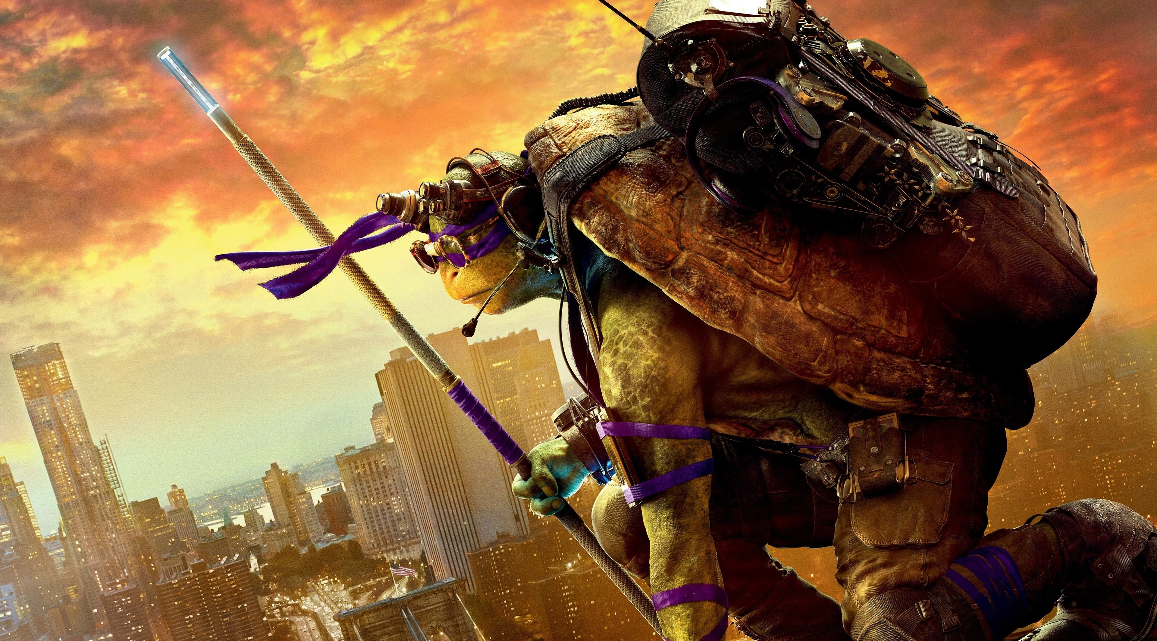 3840x2130 Teenage Mutant Ninja Turtles 2 Wallpapers High Resolution and ... |  Download Wallpaper | Pinterest | Teenage mutant ninja turtles, Teenage  mutant ninja and ...