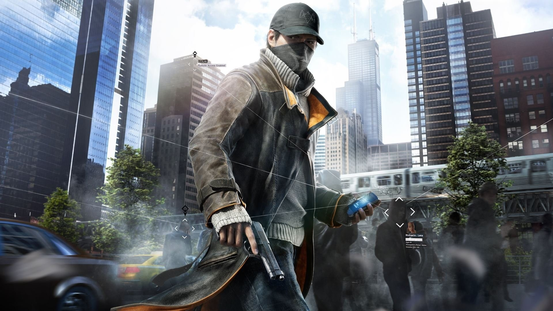 1920x1080 HD Wallpaper | Background ID:512474.  Video Game Watch Dogs