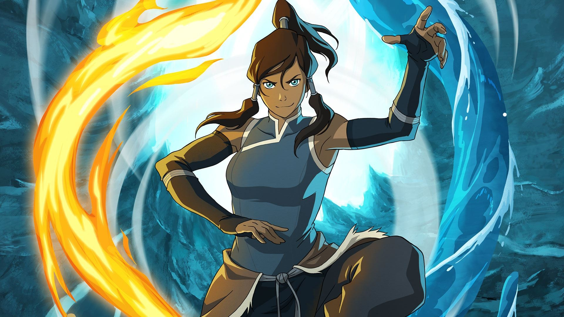 1920x1080 Legend Of Korra
