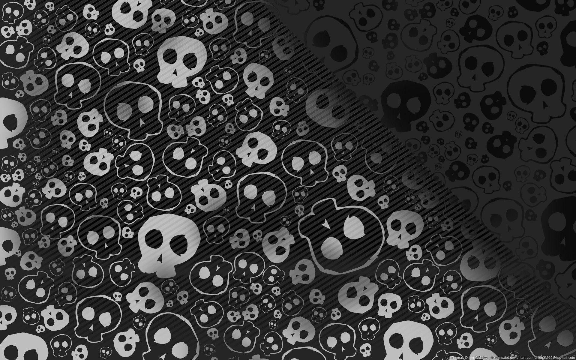 1920x1200 Skulls Wallpapers and Background