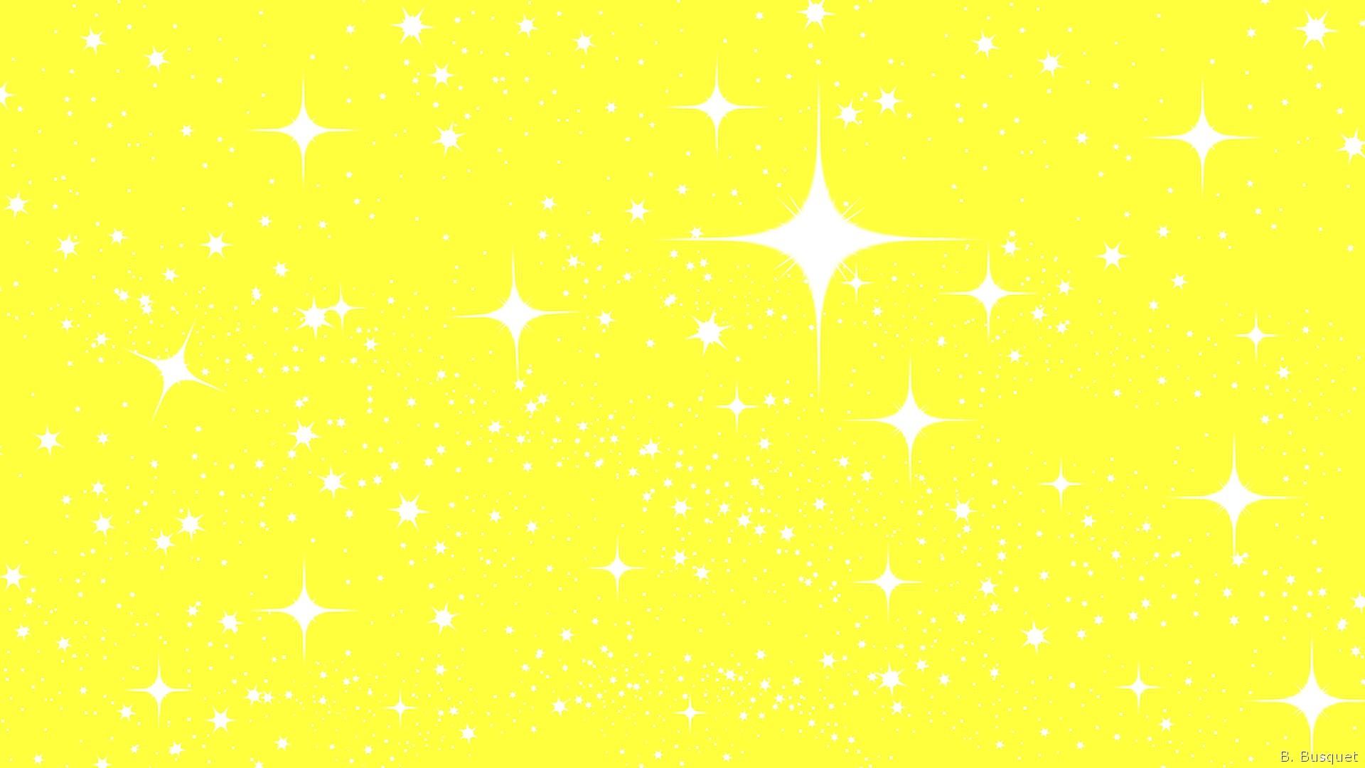 2560x1440 Bright Yellow Background 1920x1200