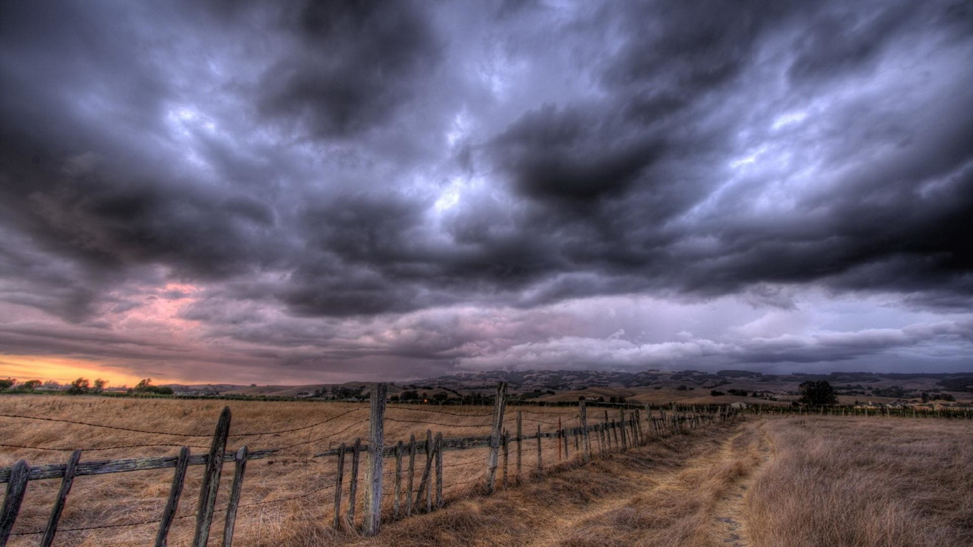 1920x1080 stormy skies hdr - (#133213) - High Quality and Resolution .