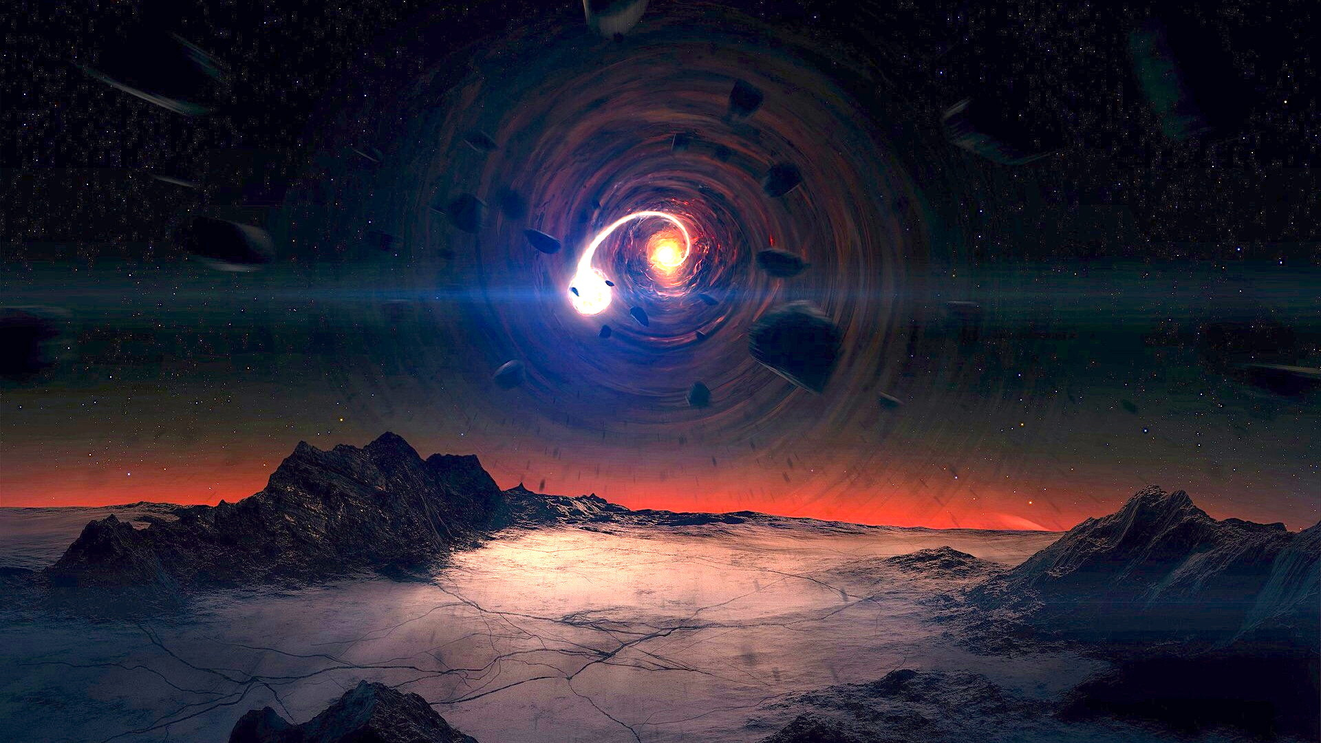 Black Hole HD Wallpapers (78+ images)