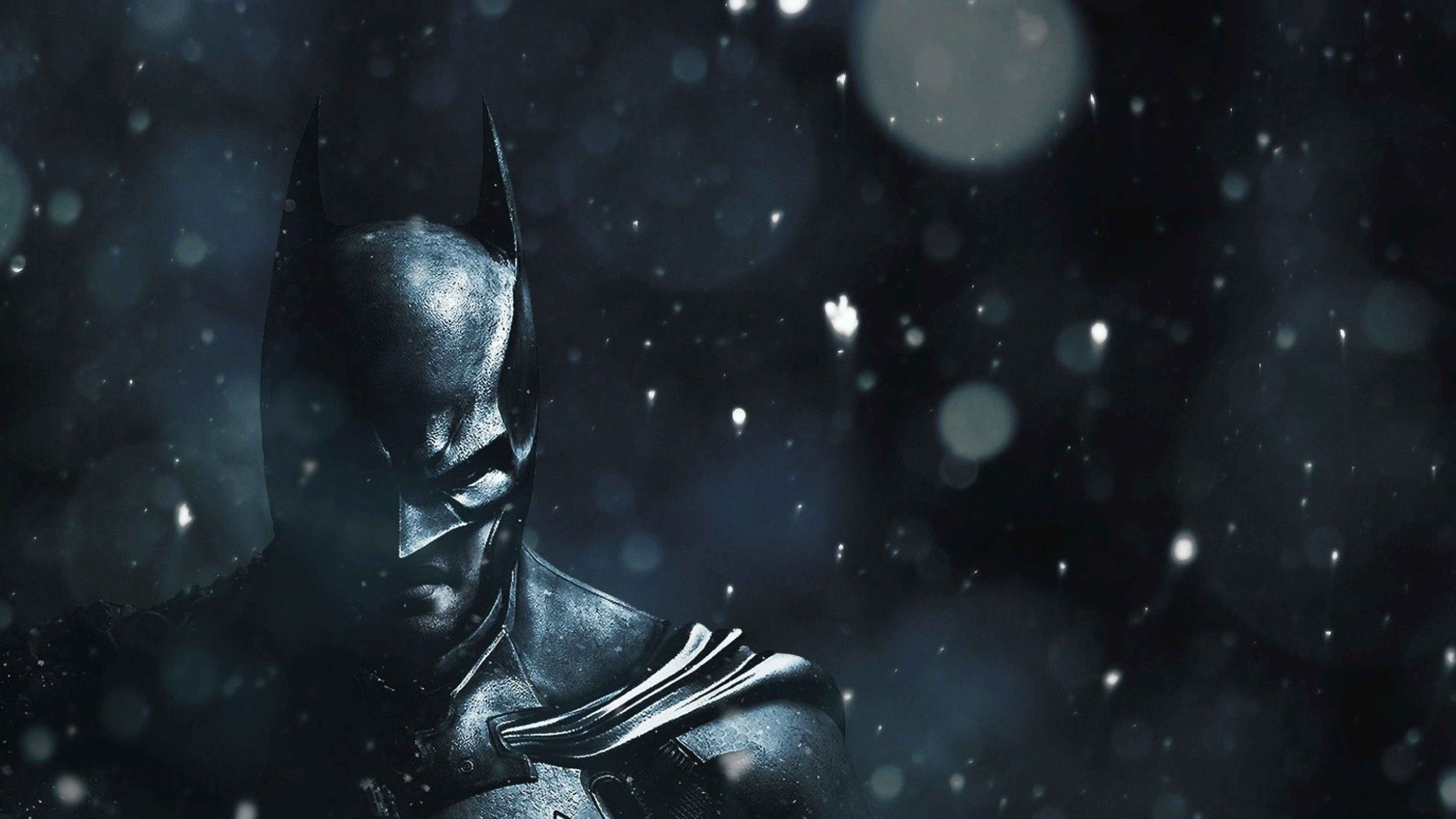 3840x2160 Batman 4K Ultra HD Wallpaper
