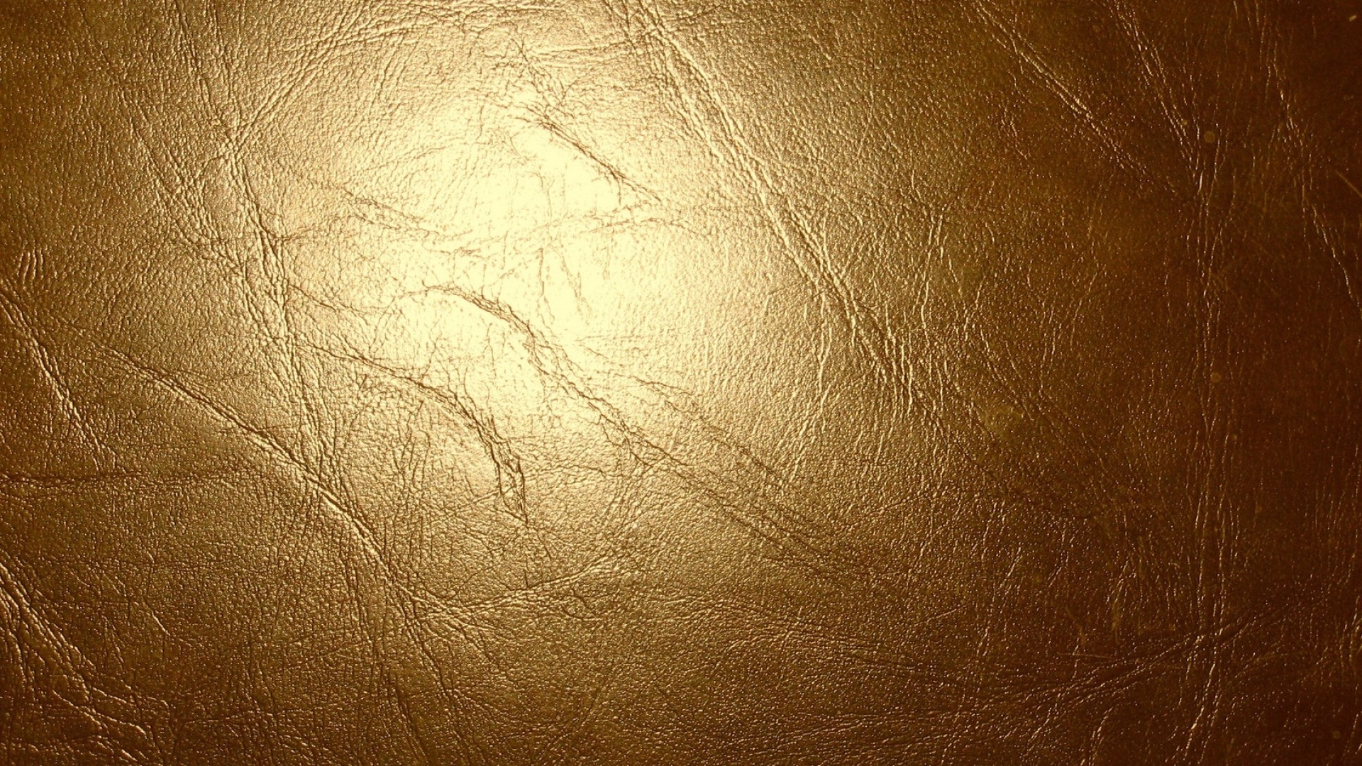 1920x1080 Preview wallpaper leather, gold, glitter, cracks, texture