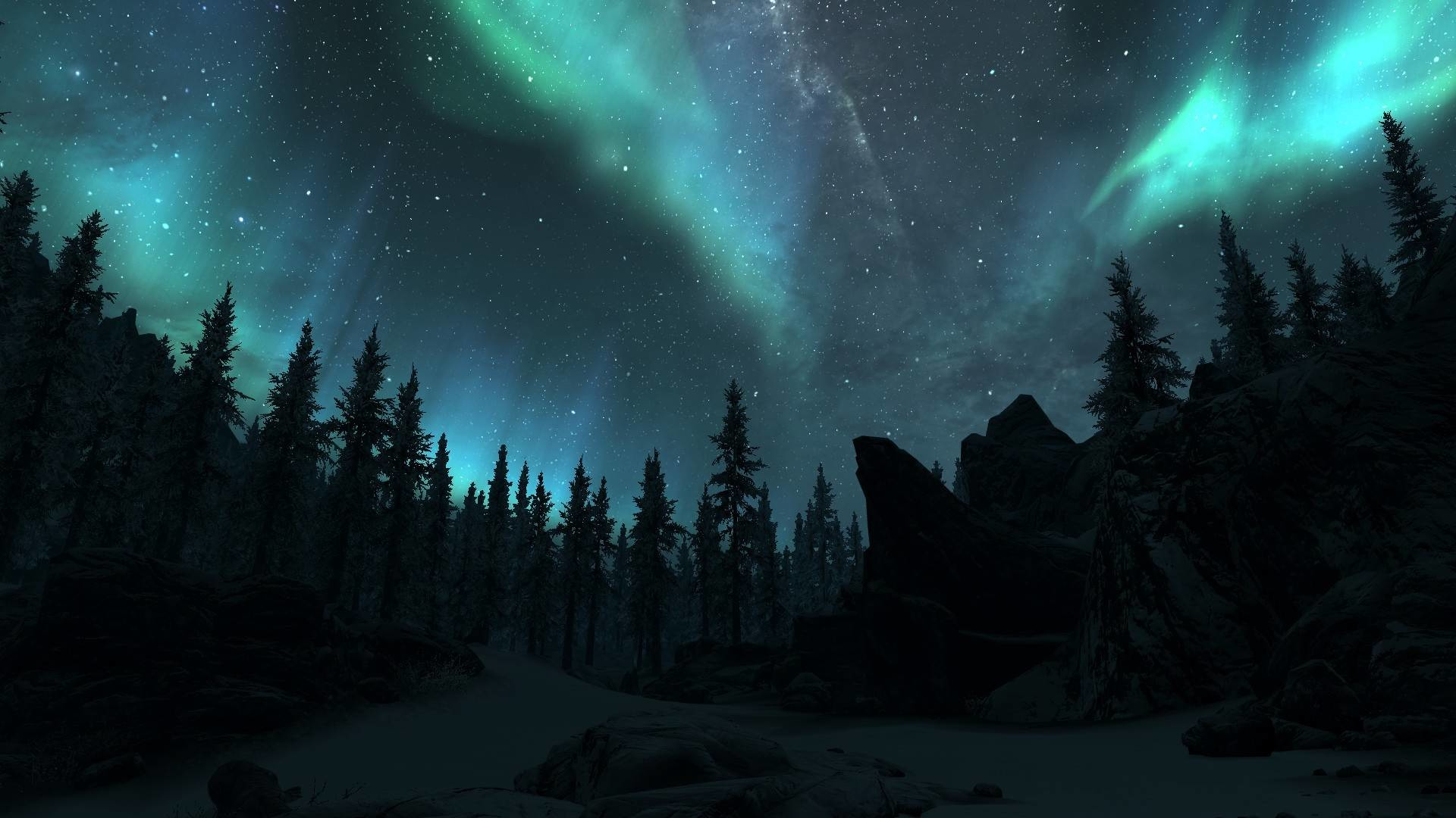 1920x1080 Northern Lights Wallpaper  Northern lights,