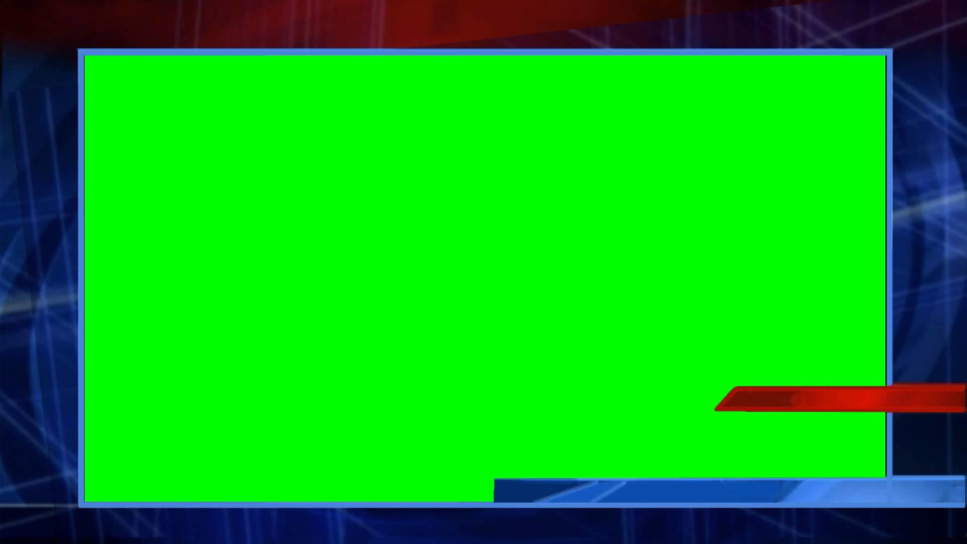 1920x1080 News Overlay Green Screen - Free background video 1080p HD stock video  footage - YouTube