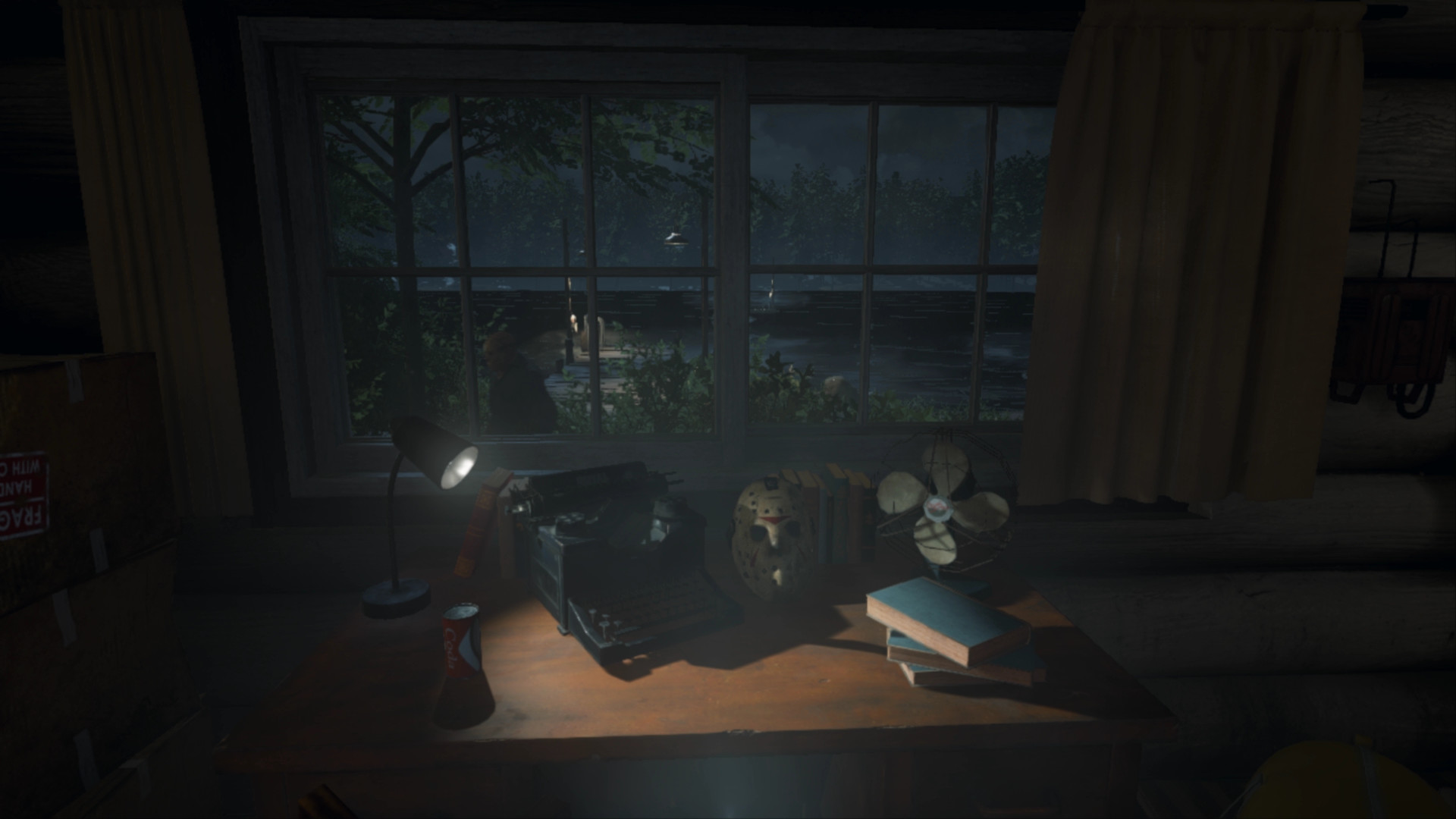 1920x1080 Scariest Friday the 13th Virtual Cabin Easter Eggs