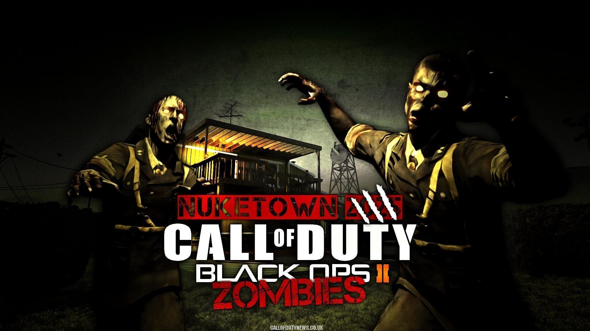 2048x1152 Call of Duty Black Ops 2 Zombie Exclusive HD Wallpapers #