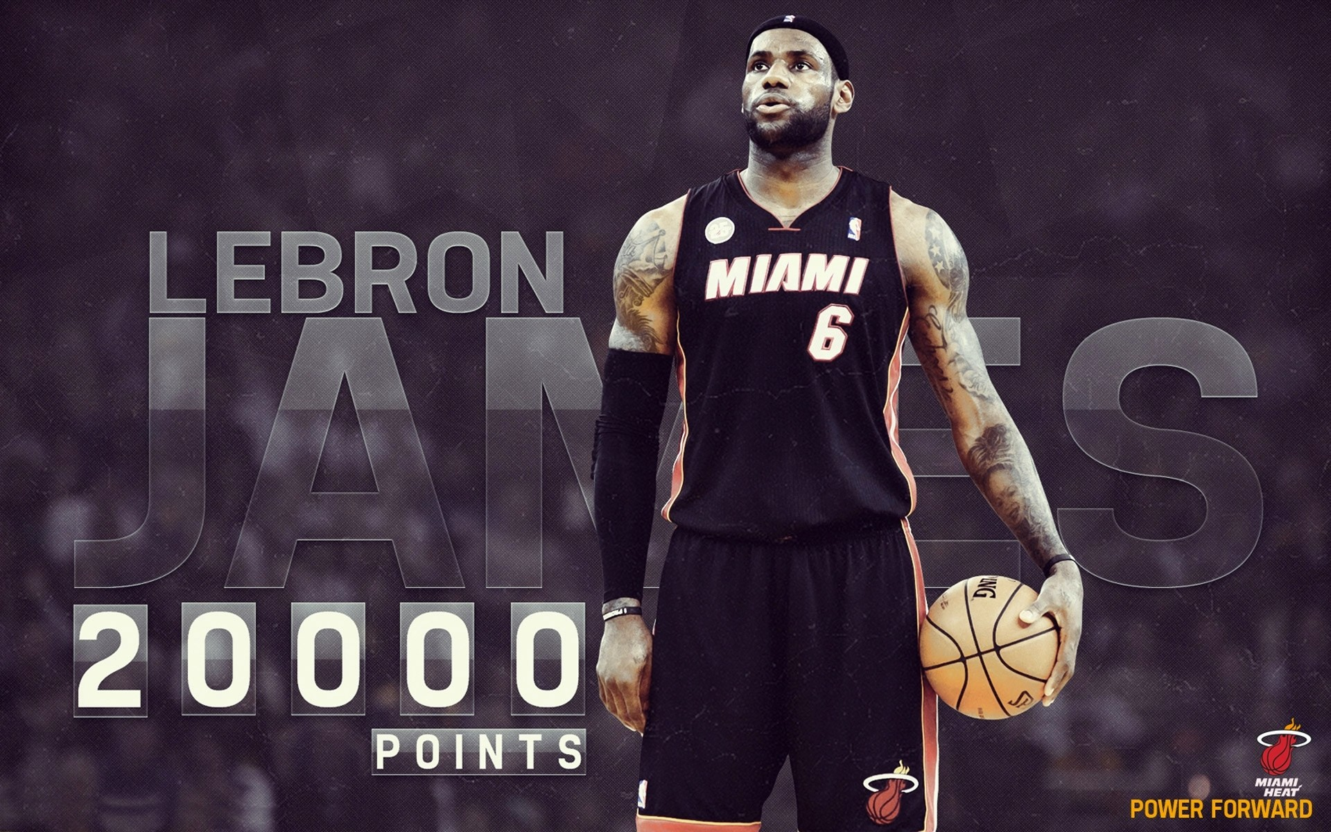 1920x1200 LeBron James NBA Basketball Player Sports Miami Heat Ball Tattoos wallpaper  |  | 119728 | WallpaperUP