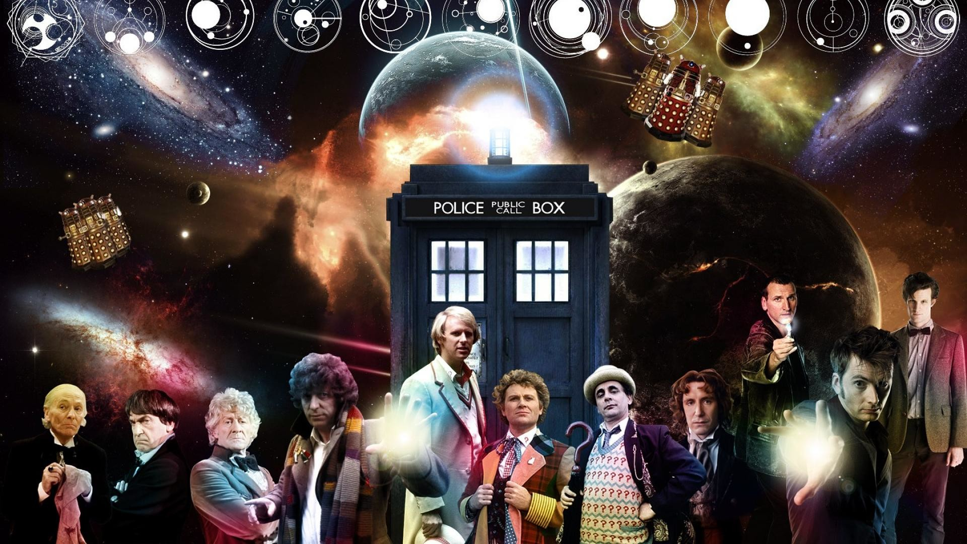 1920x1080 Doctor Who All Doctors,  HD Wallpaper and FREE Stock Photo