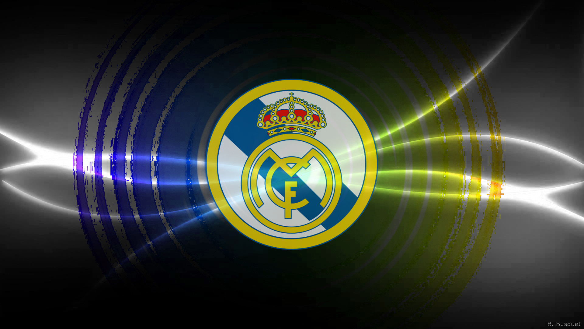 1920x1080 Real Madrid Logo Wallpapers - Barbaras HD Wallpapers