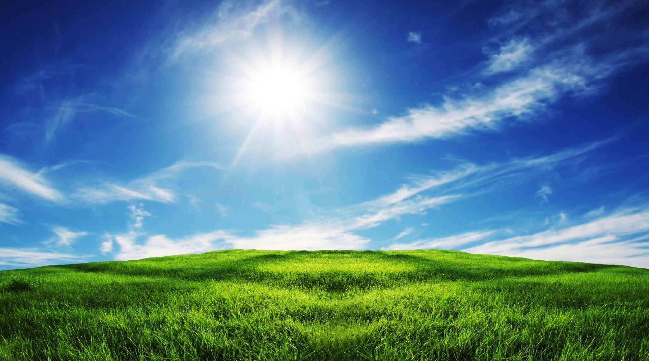 Sunny Day Background - WallpaperSafari