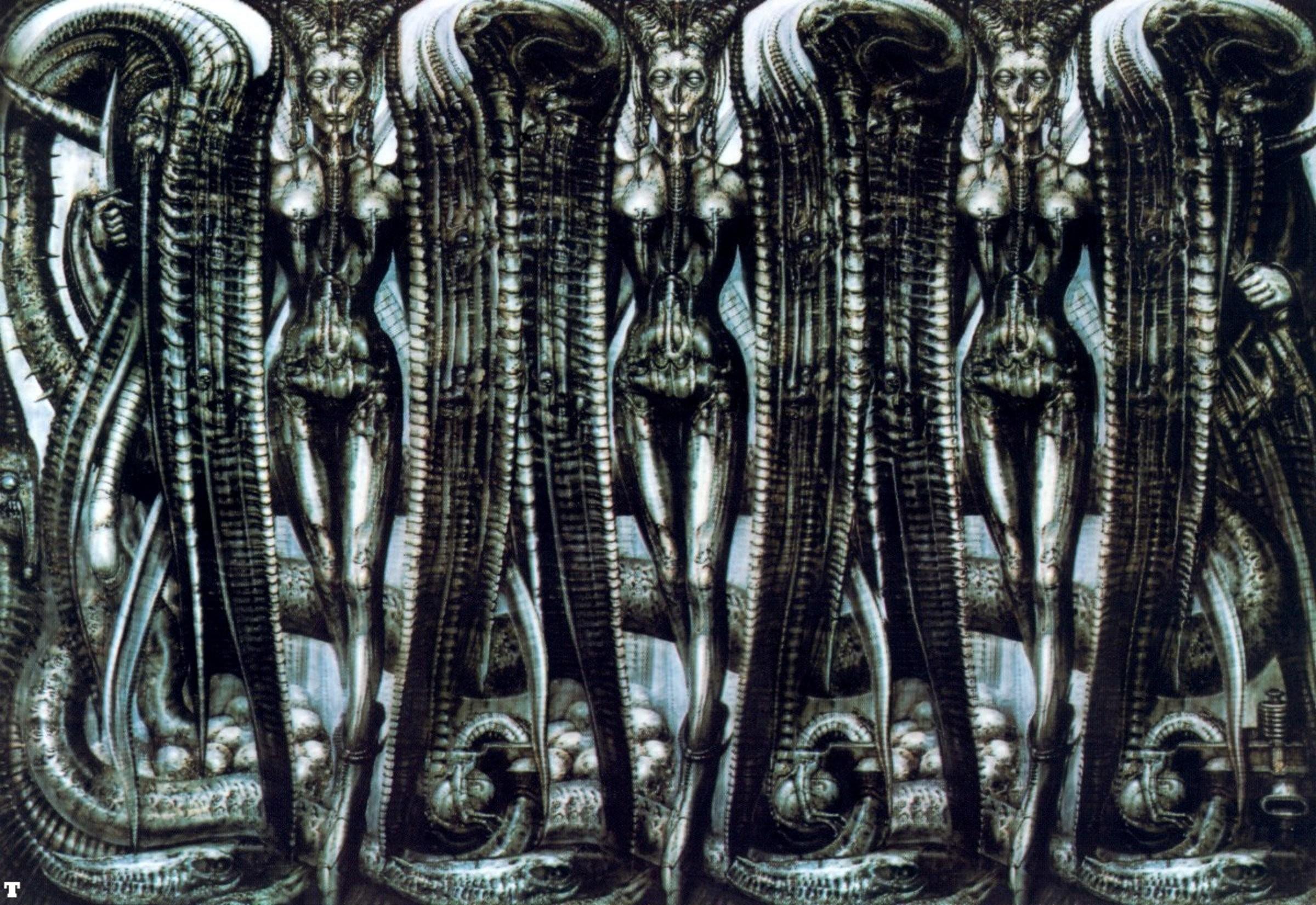 Hr Giger Wallpaper 1920x1080 67 Images
