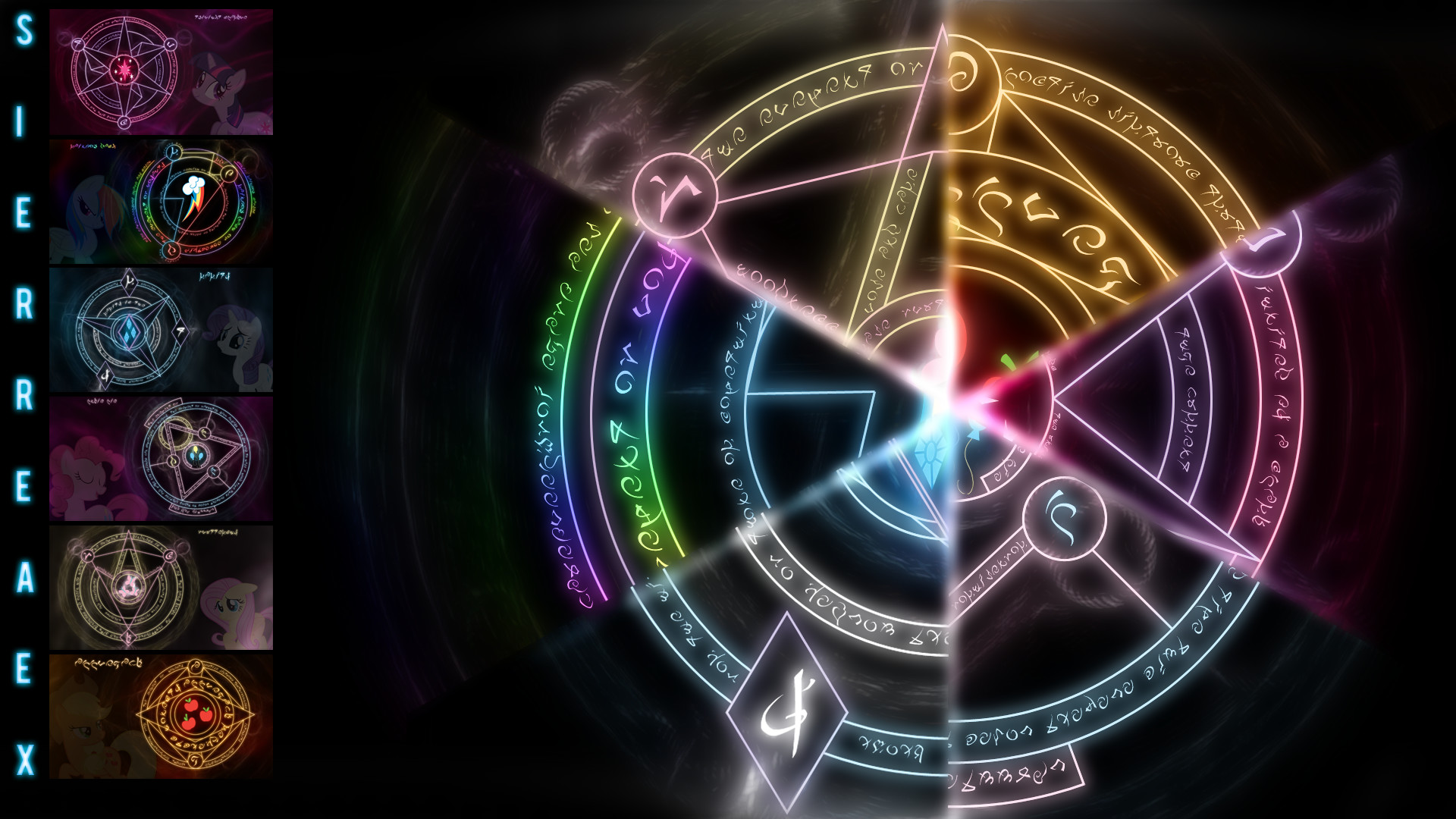 Magic Circle Wallpaper (67+ images)