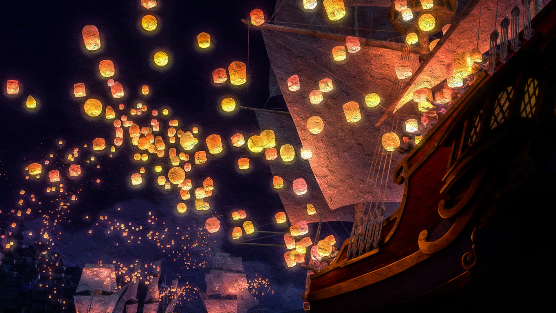 Tangled Wallpaper HD (71+ images)