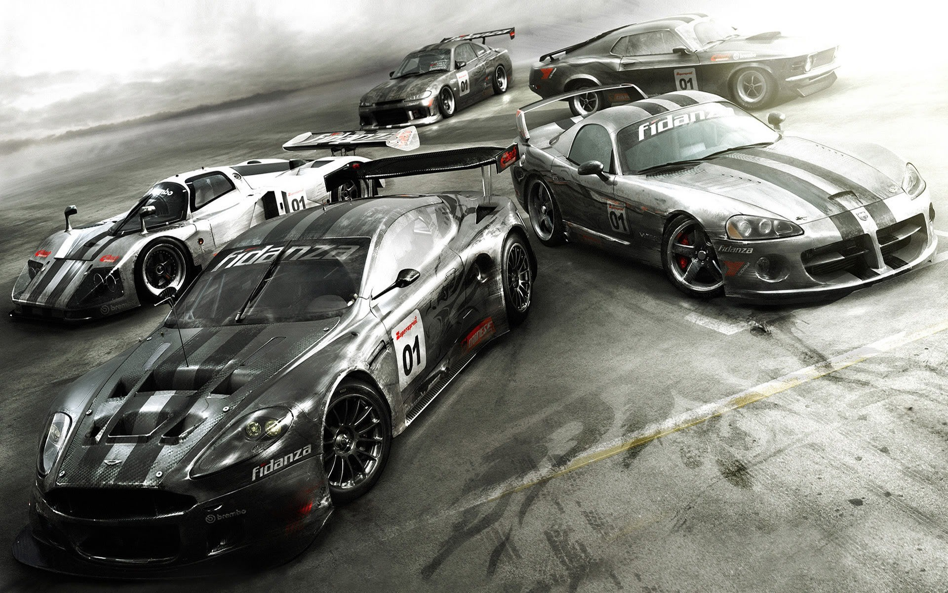 Street Race Cars Wallpapers 59 Images