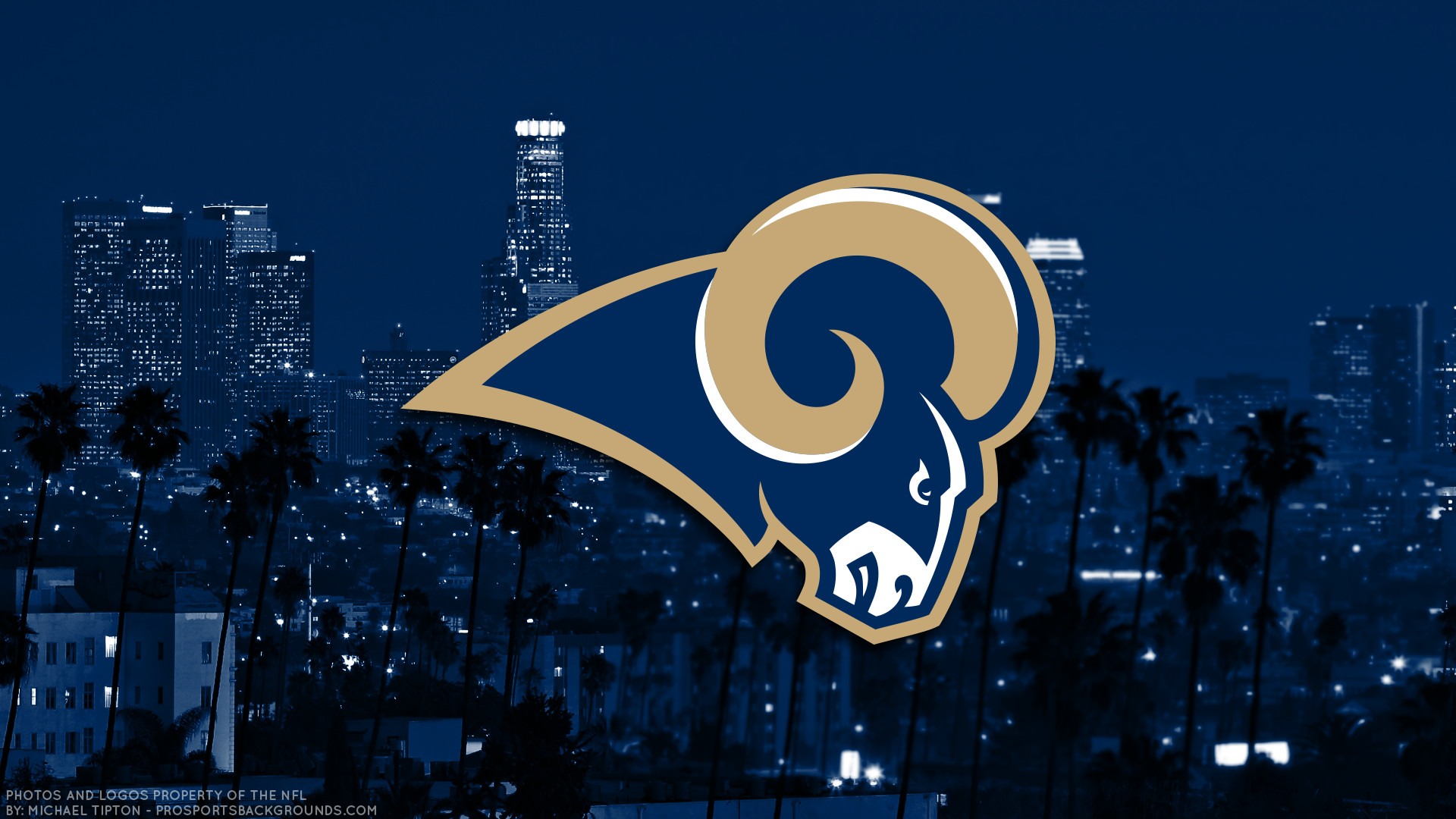 1920x1080 Los Angeles Rams HD Wallpaper | Background Image |  | ID:981933 -  Wallpaper Abyss