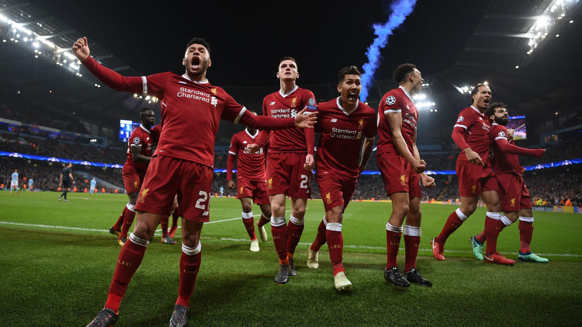 Liverpool Wallpaper 2018 (79+ images)
