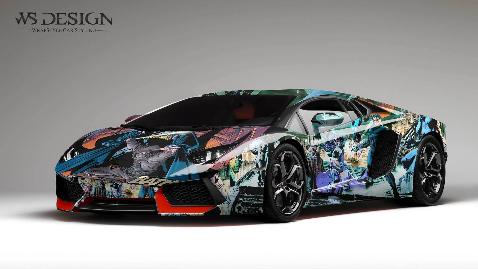 2880x1800 lamborghini dragon edition