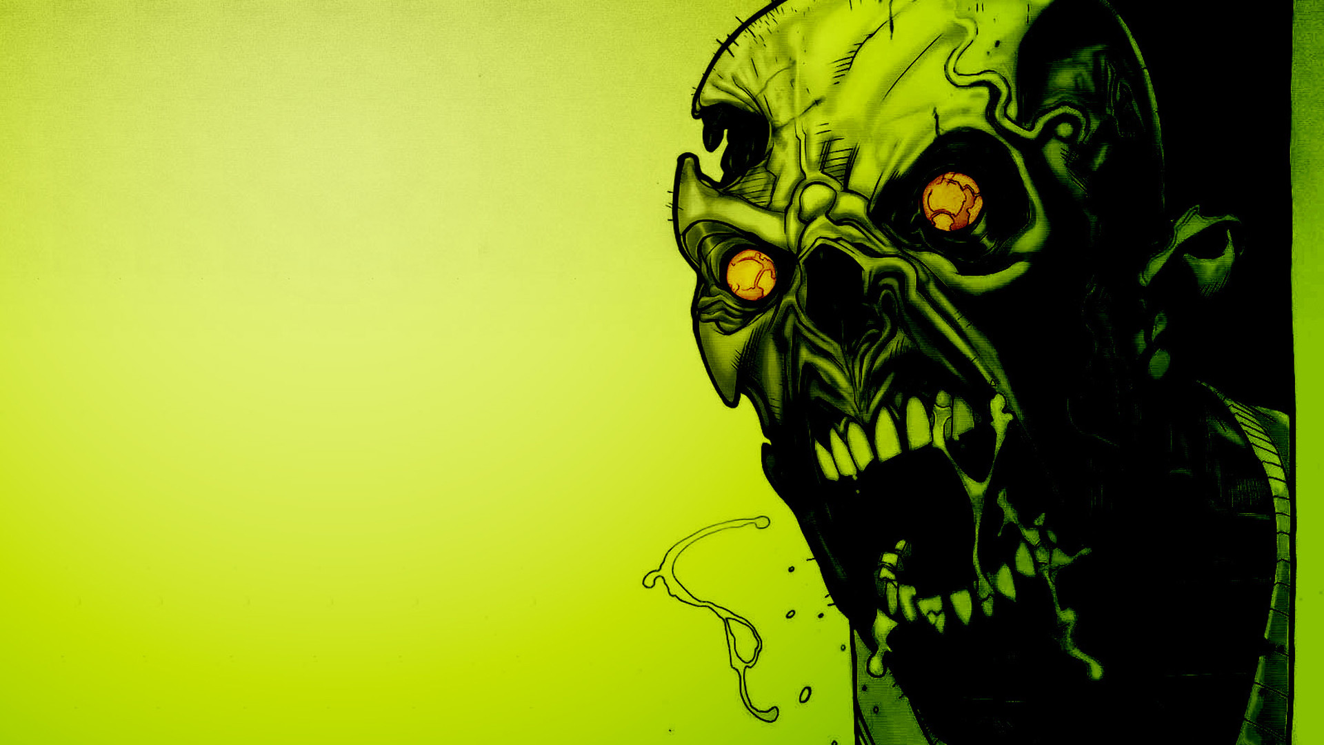 1920x1080 Latest Zombie Wallpaper