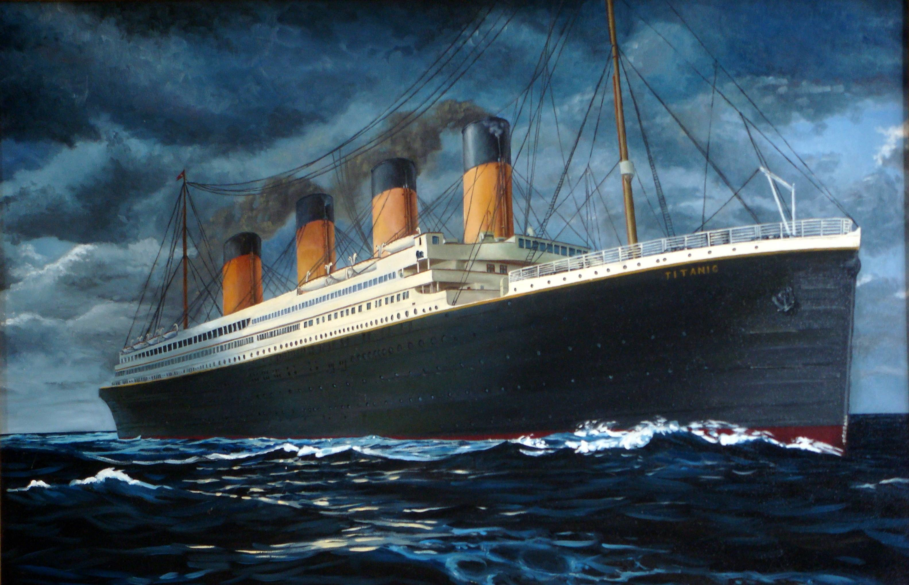 3165x2037  Titanic Ship Photos Wallpapers
