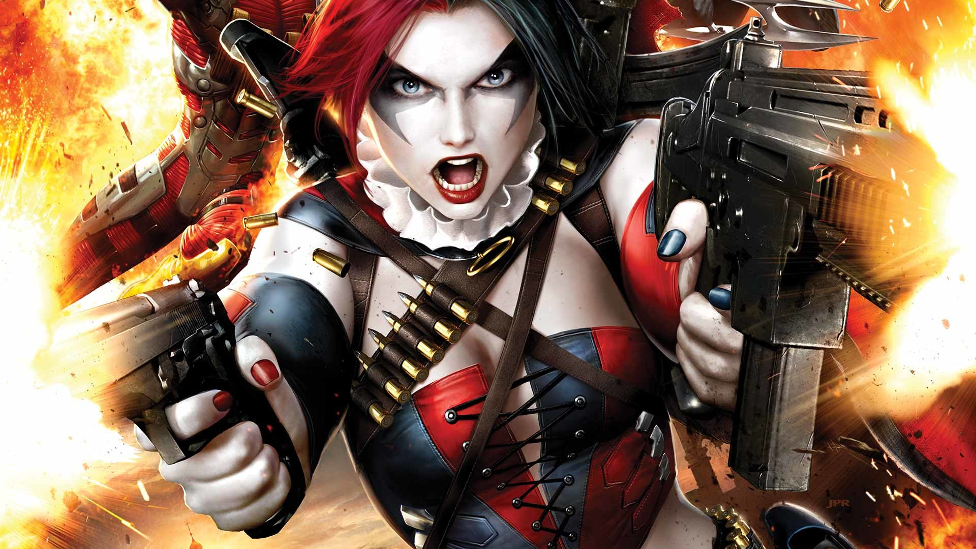 1920x1080 REBELLIOUS REBOOT harley new 52