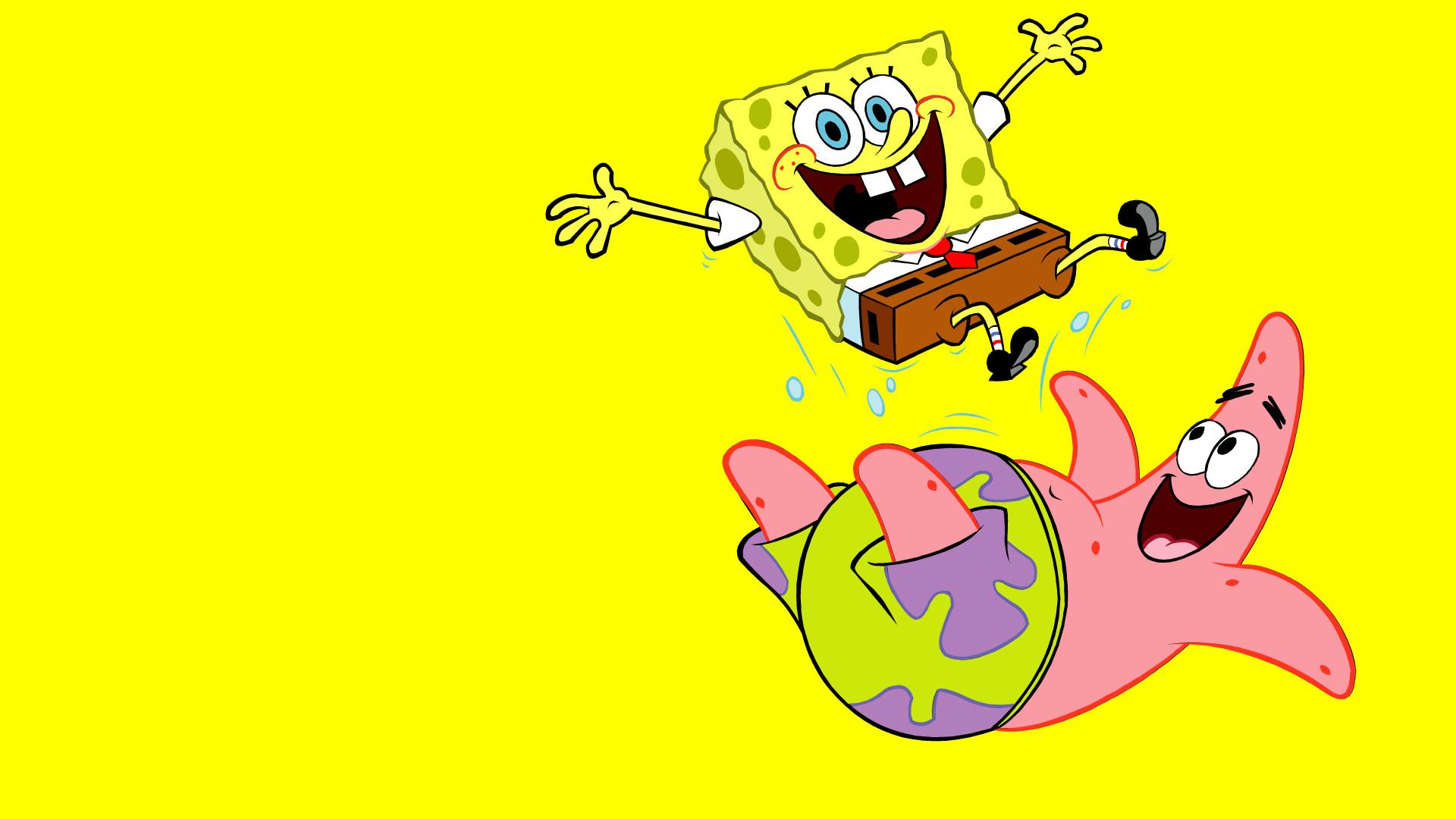 Gambar Wallpaper Kartun Spongebob - Kumpulan Wallpaper