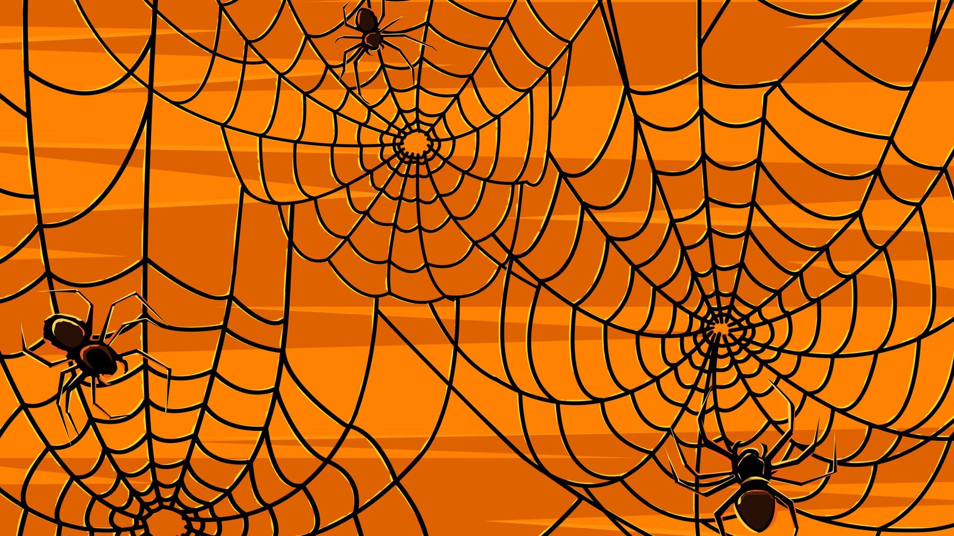 1920x1080 Halloween Spider Webs - Wallpaper #37575