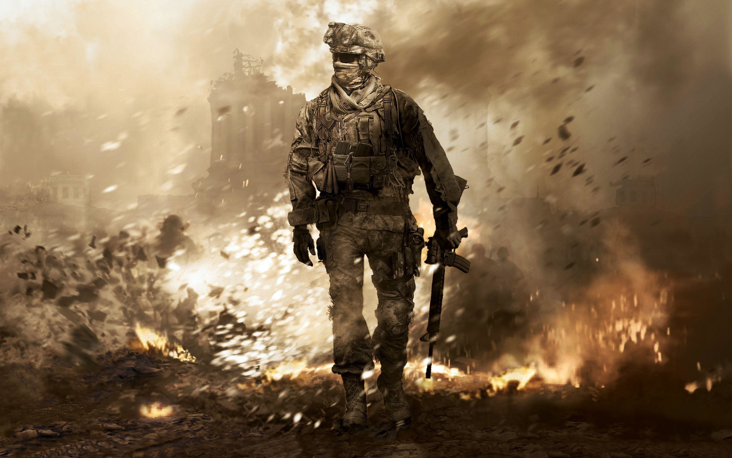 Call of Duty 4 Wallpaper (72+ images)