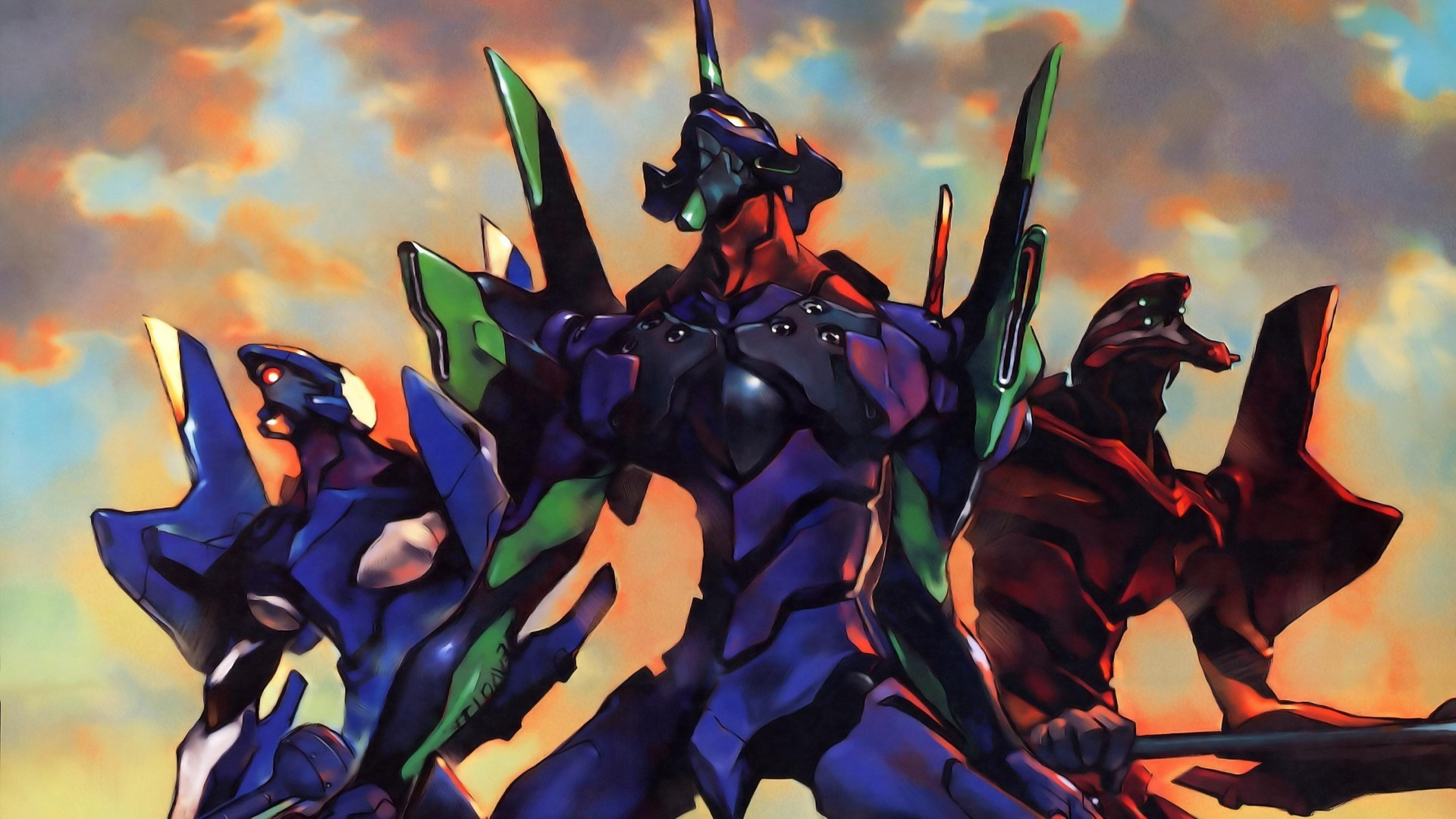 Neon Genesis Evangelion Wallpaper Hd 71 Images