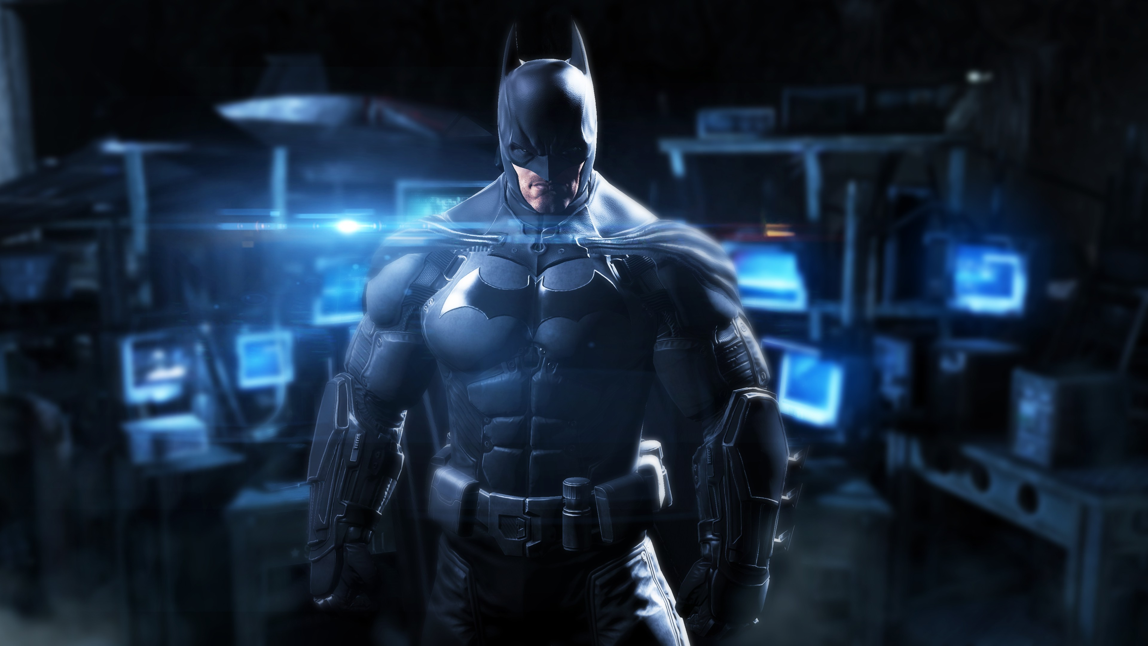 3840x2160 Batman, Batman: Arkham Origins Wallpapers HD / Desktop and .