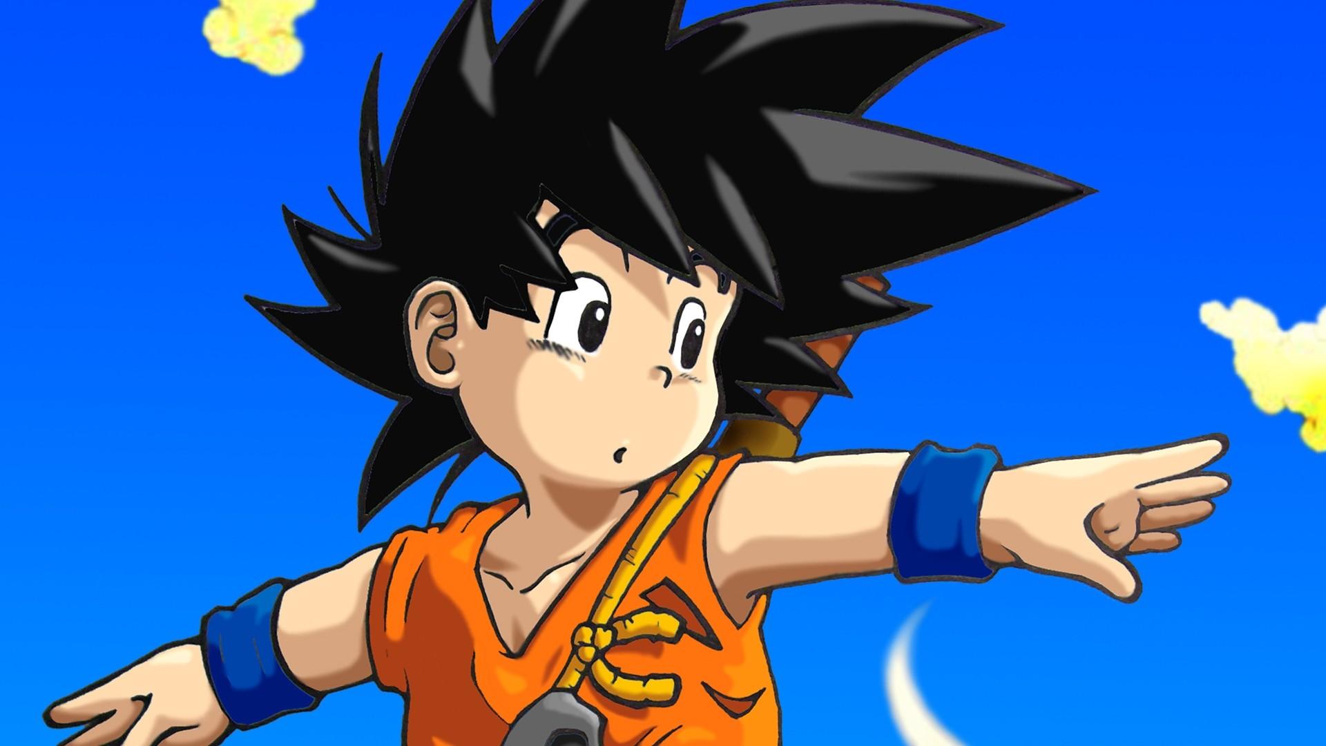 Kid Goku Wallpaper 57 Images